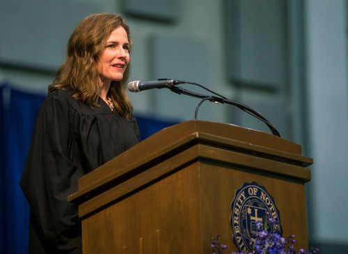 Image for Sources: Trump intends to nominate Amy Coney Barrett for Supreme Court