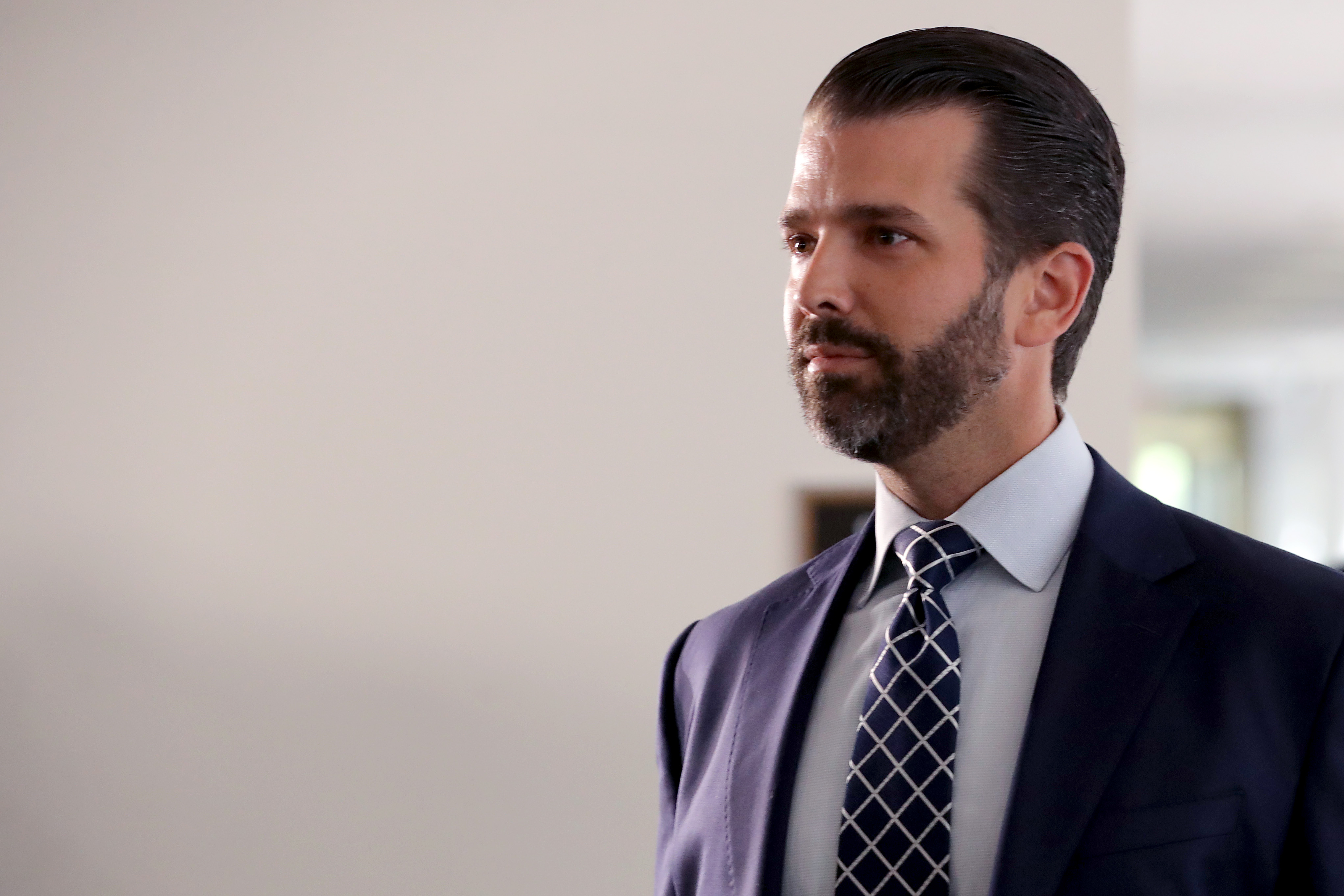 Donald Trump Jr. deposed by DC attorney general as part of inaugural funds lawsuit