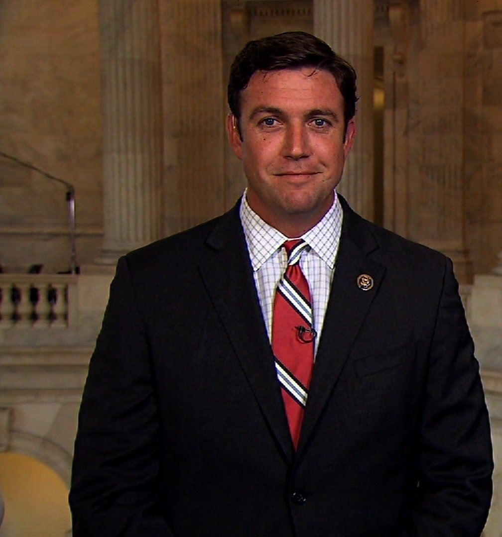 Duncan Hunter ordered to remove Marine Corps insignia from mailers