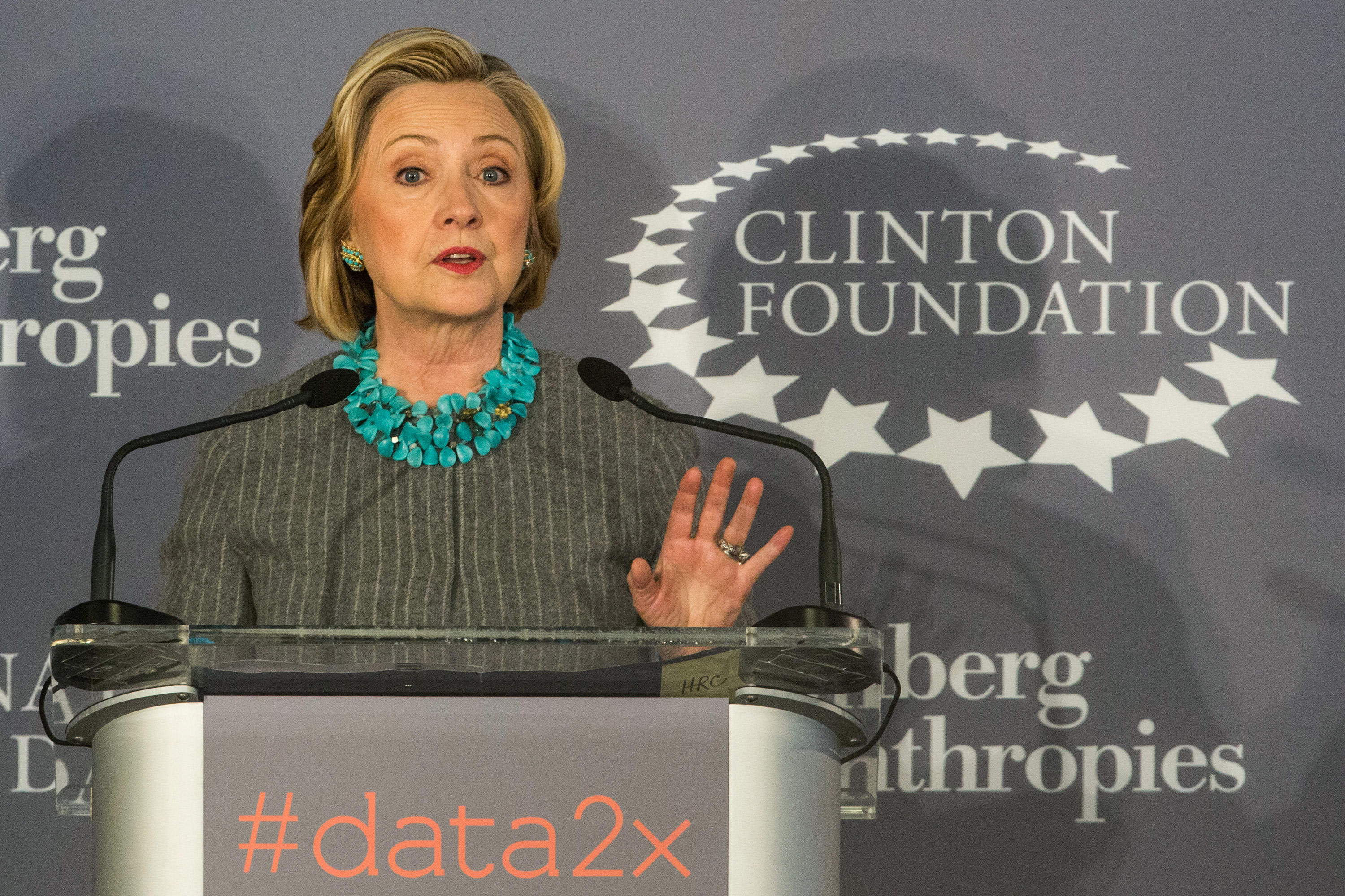 New York Times: Prosecutor tapped by Barr to investigate Russia probe is now looking into Clinton Foundation