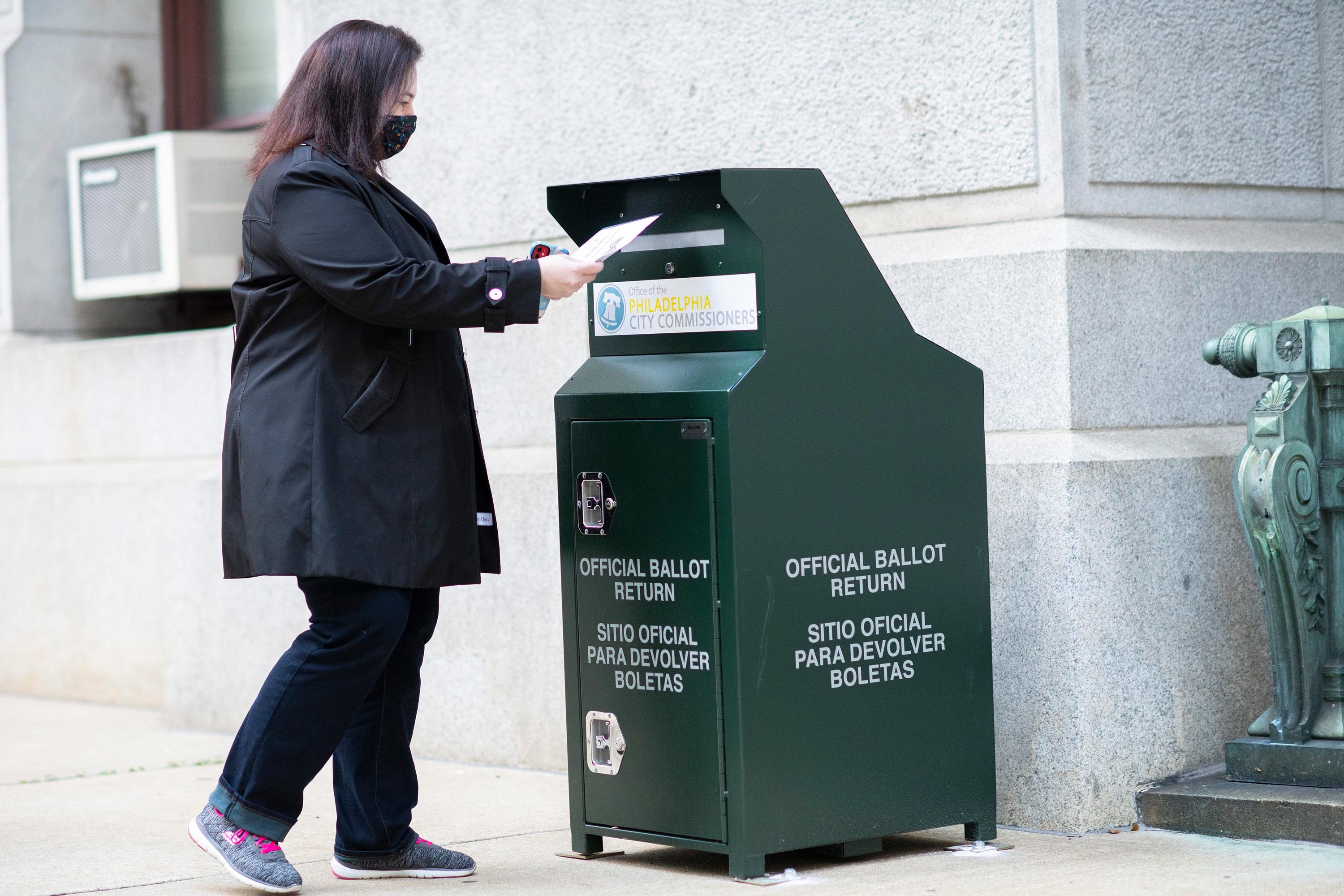 Some Pennsylvania counties will count mail-in ballots last