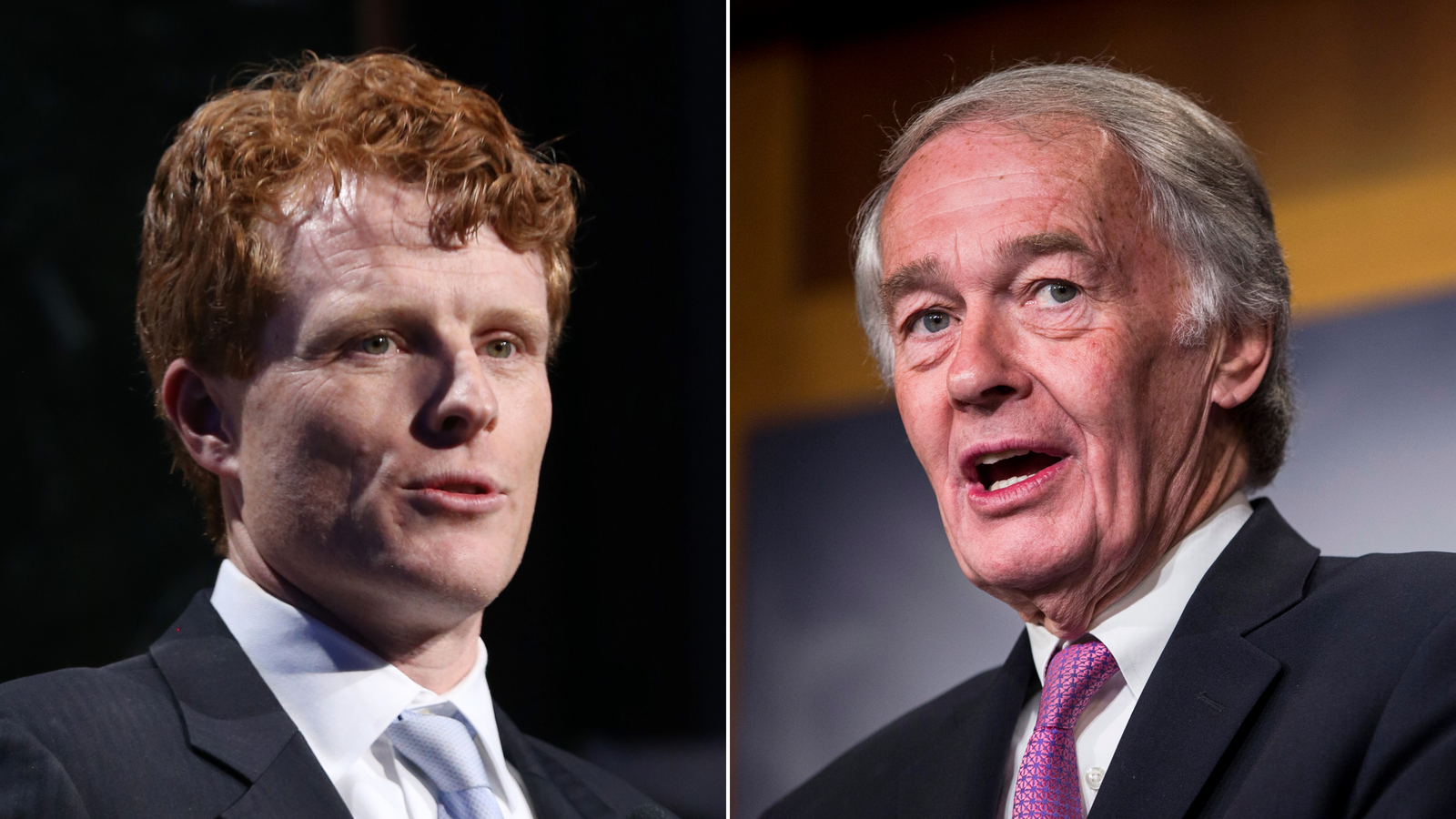 Massachusetts' Ed Markey tries to defend his seat from a Kennedy