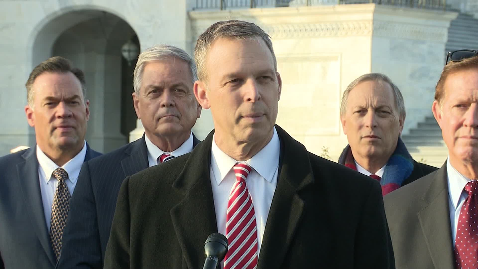 Democrats scrutinize Pennsylvania congressman's efforts to help Trump overturn 2020 election
