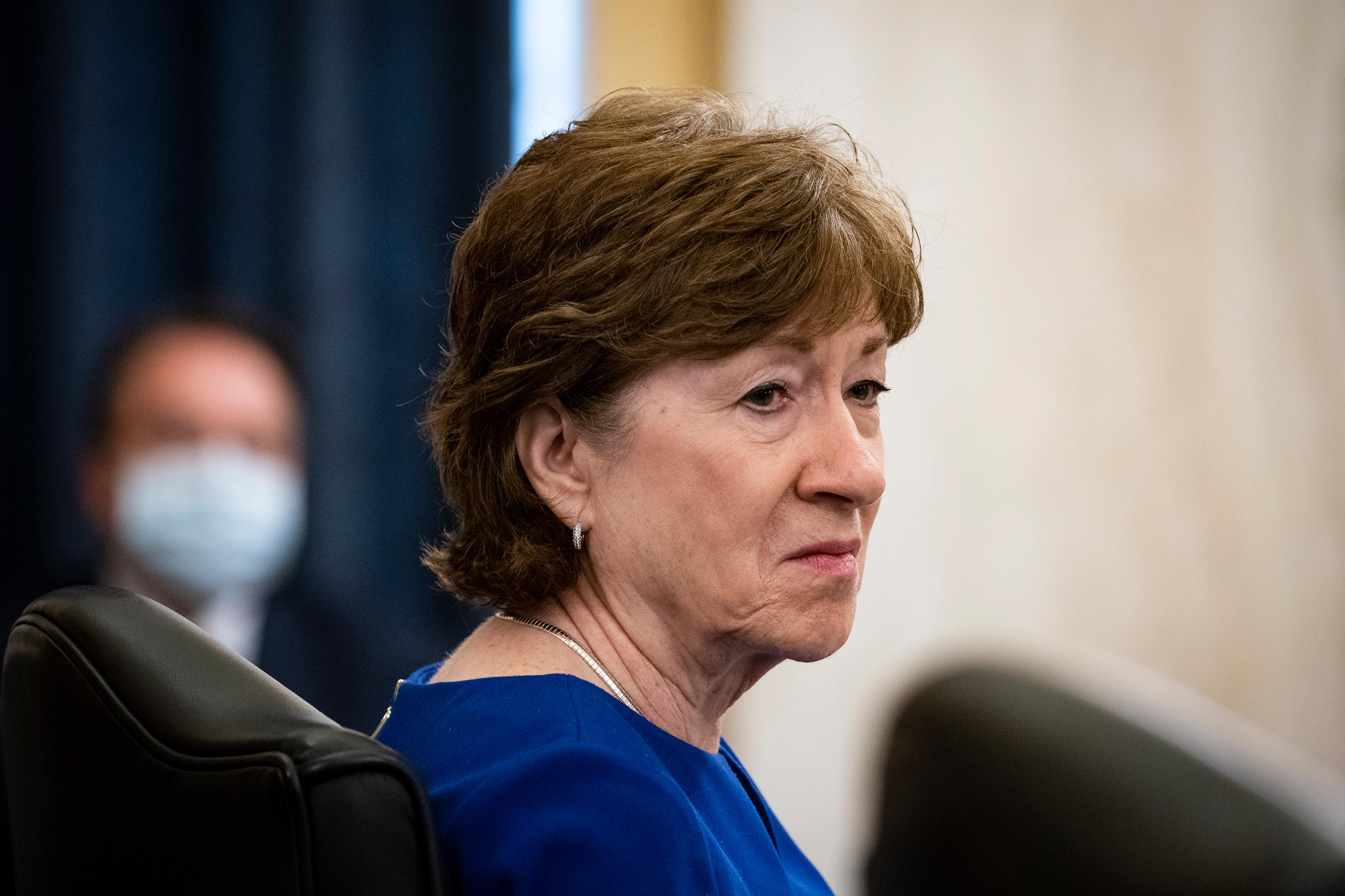 Susan Collins Trump Should Have Been Straightforward With The American People Wgow Am