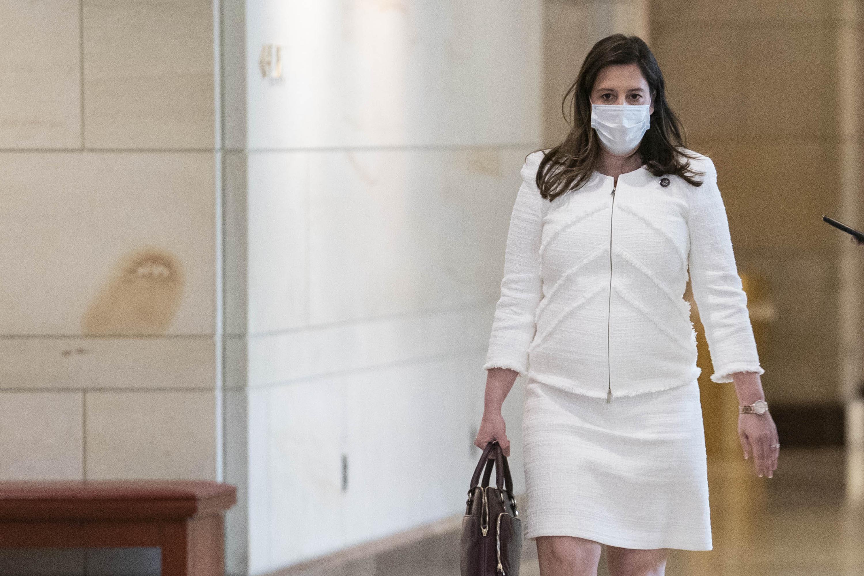 Elise Stefanik's leadership rise stirs up GOP drama over identity politics