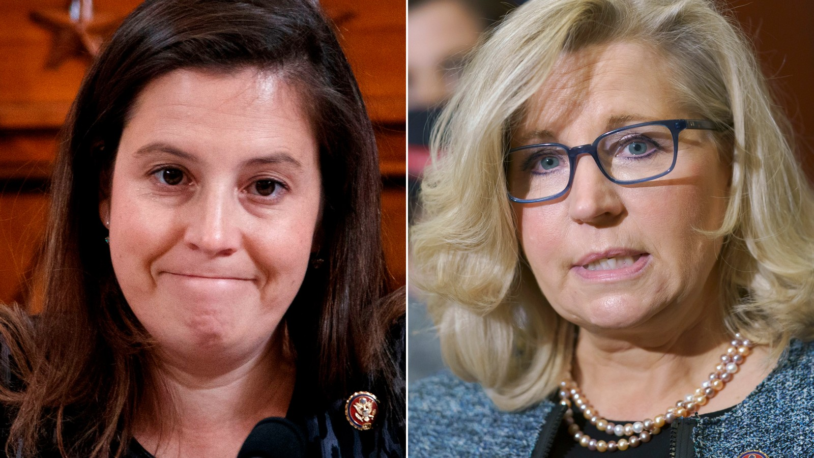 Elise Stefanik moves to quickly consolidate GOP support as Liz Cheney replacement: 'The fix is in'