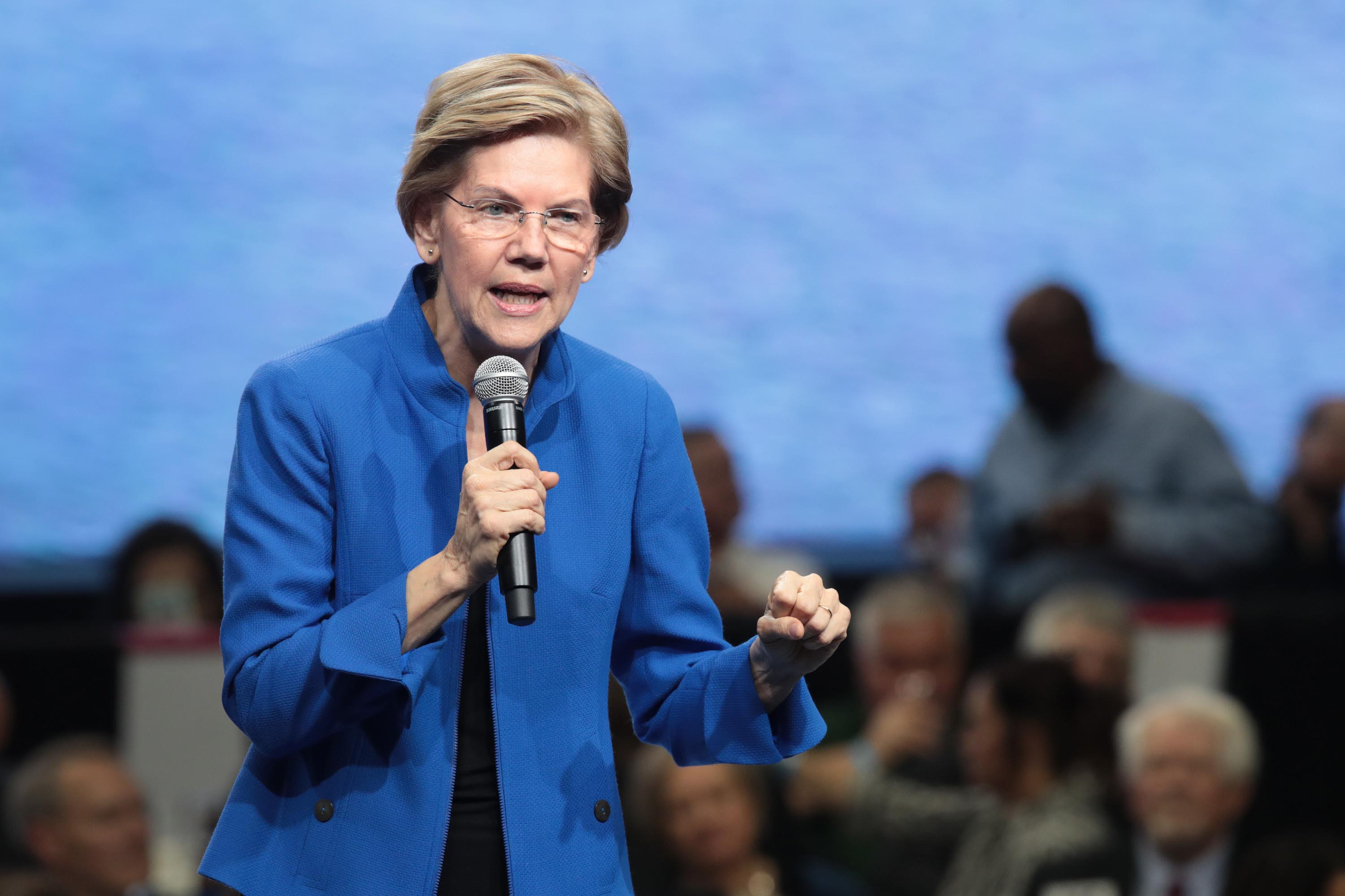 Elizabeth Warren releases medical exam results, doctor says she is 'very healthy'