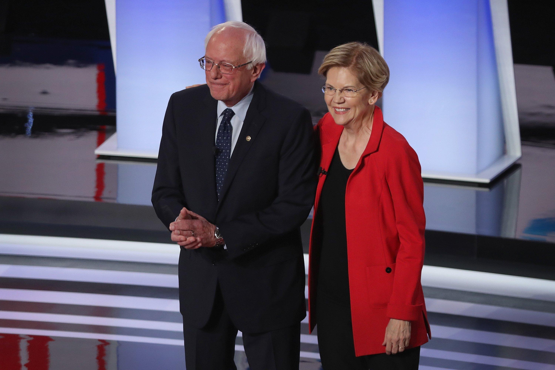 Elizabeth Warren flexes progressive power with Working Families Party endorsement