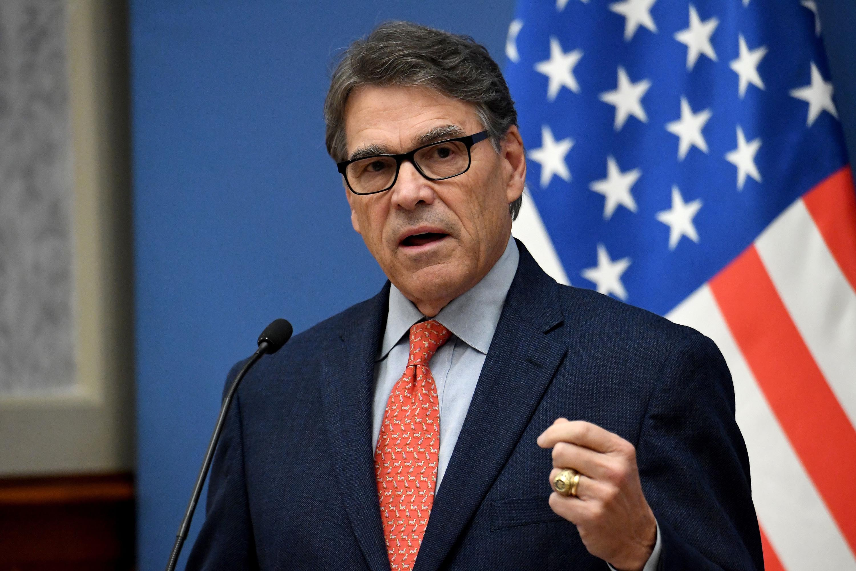 Energy Department releases more than 100 pages of Ukraine documents