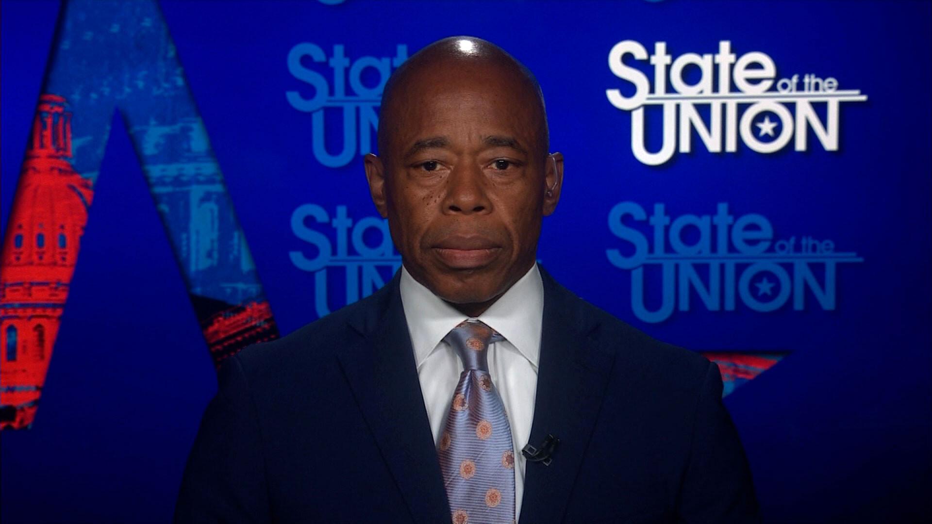Adams says Democratic lawmakers 'misplaced' priorities on efforts to curb gun violence