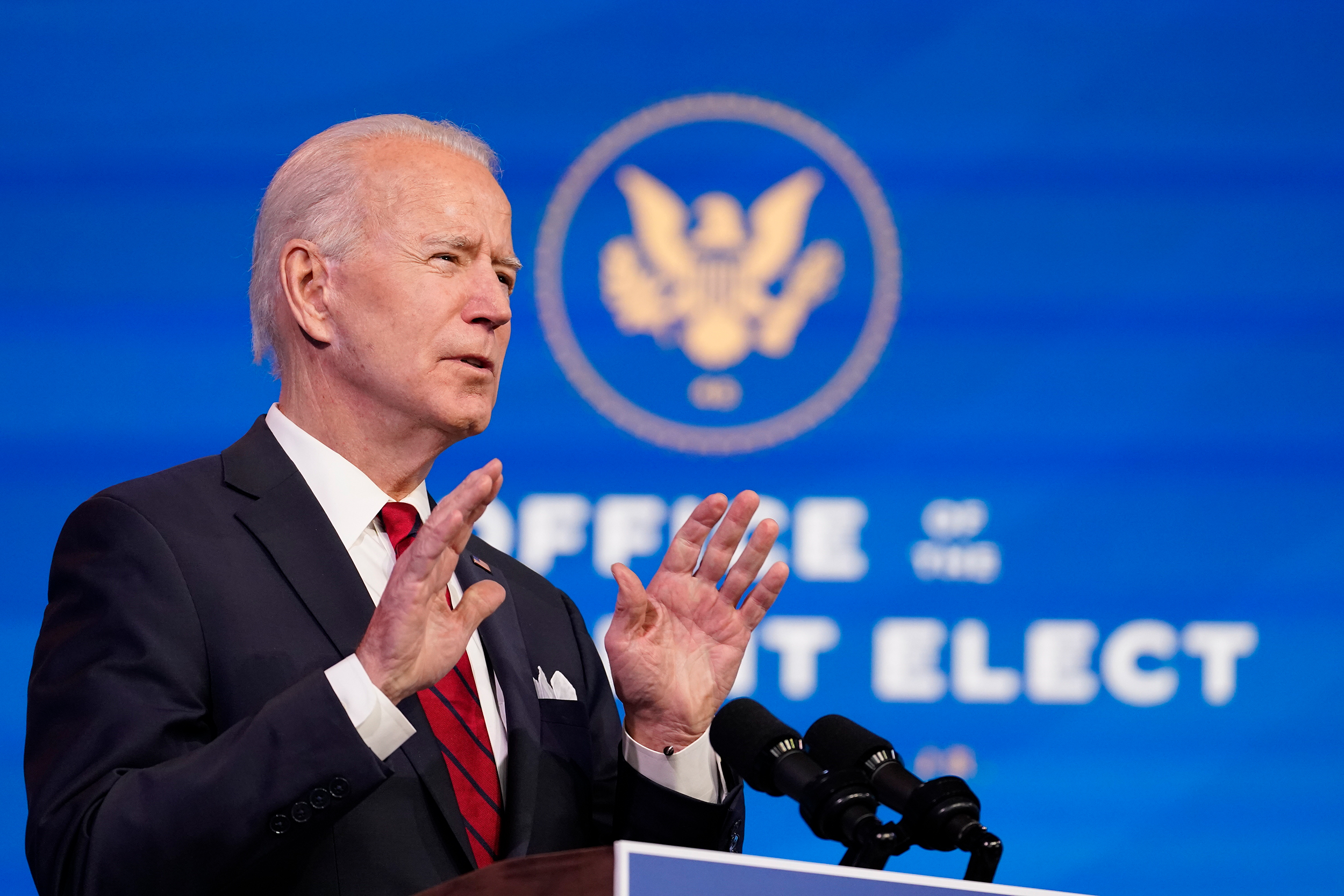 Biden elevates White House science post to Cabinet level