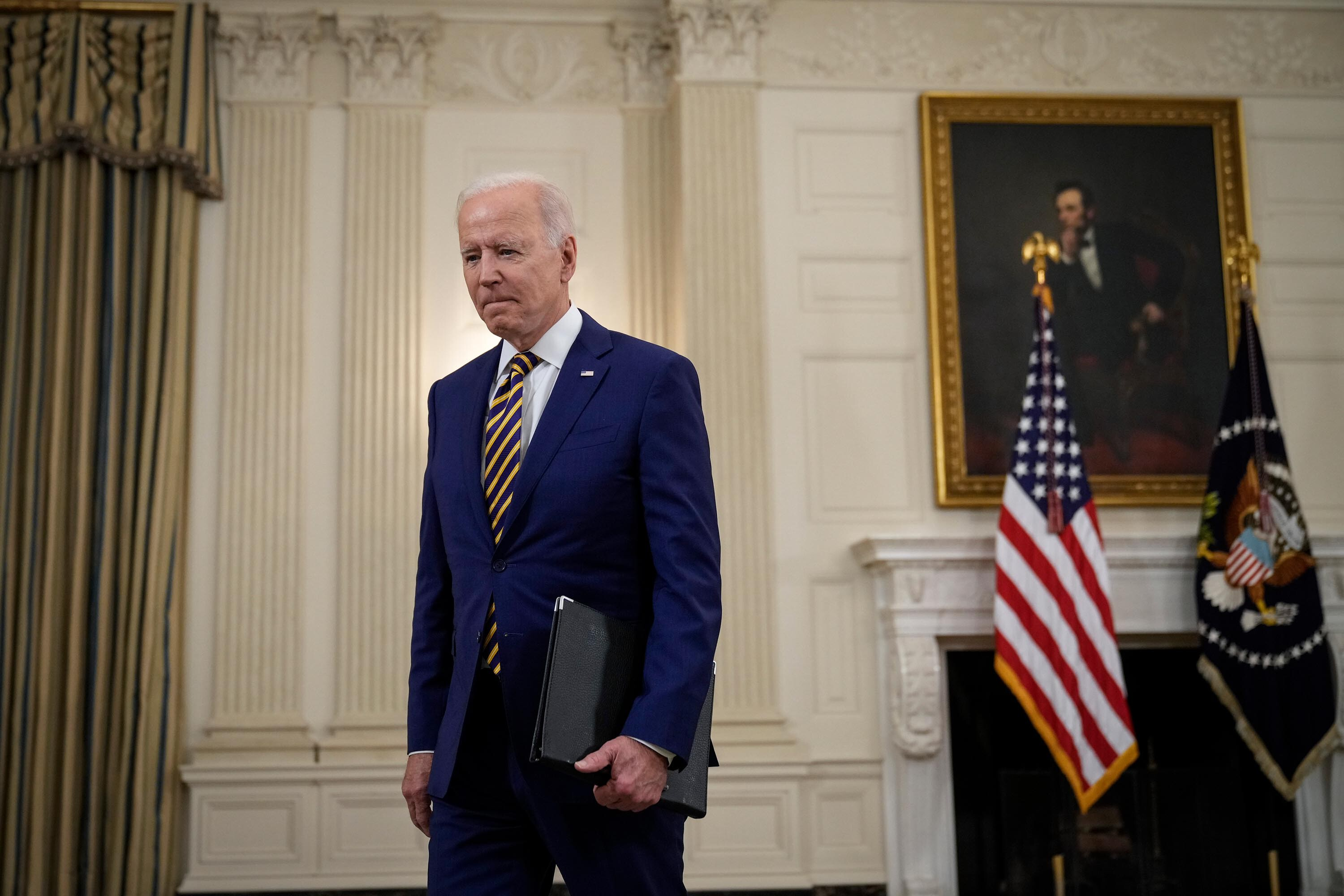 Biden promises answers on European travel ban 'in the next several days'