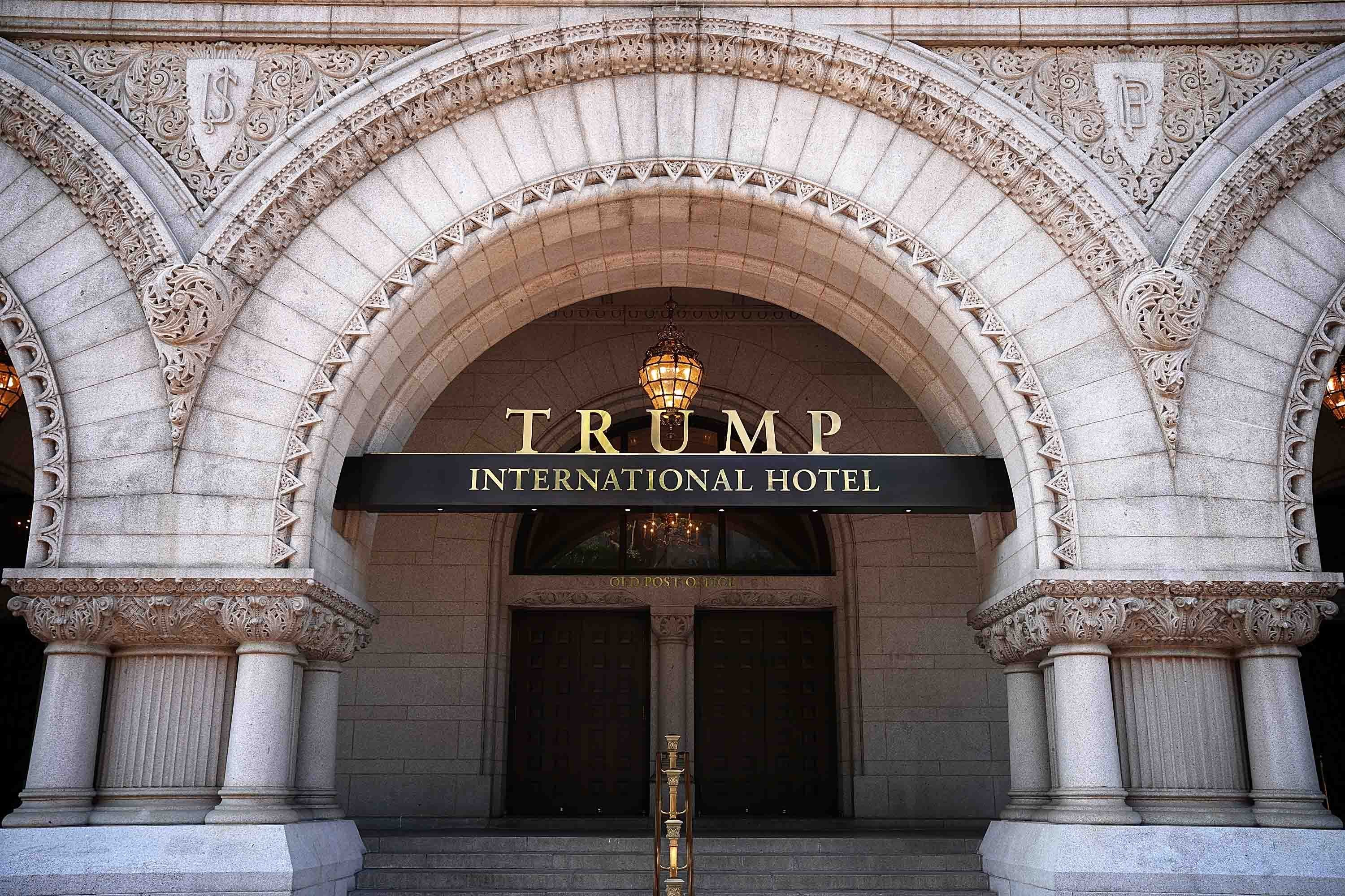 Exclusive: Trump DC hotel sales pitch boasts of millions to be made from foreign governments