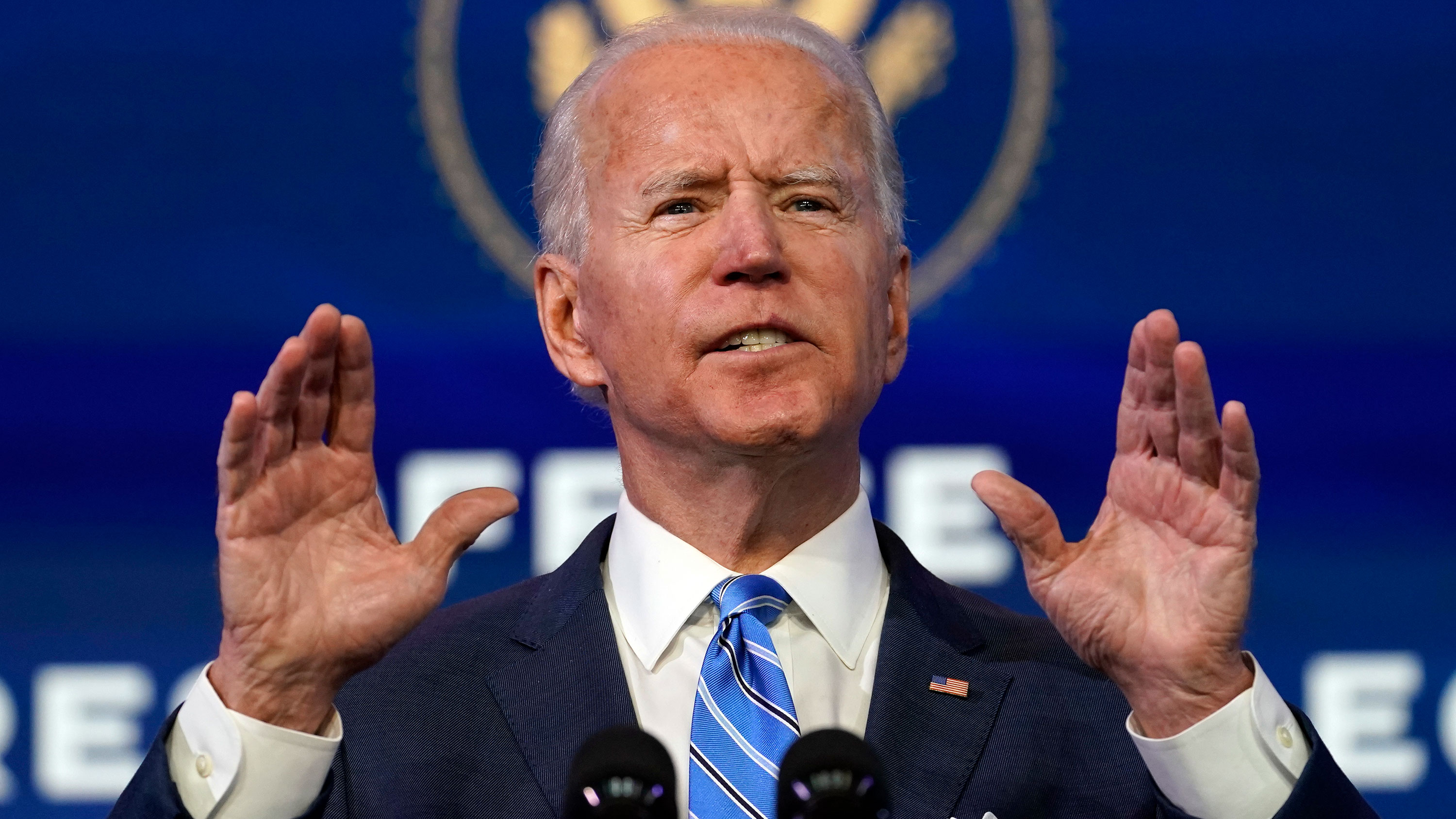 Biden targets Trump's legacy with first-day executive actions