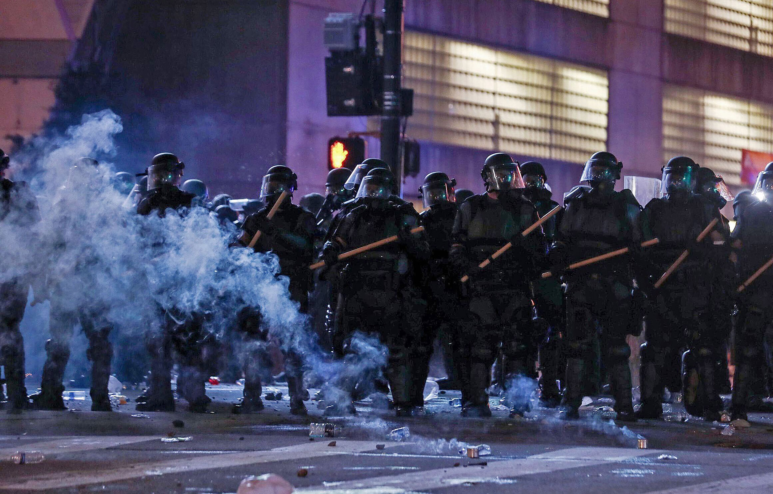 What we do and don't know about the extremists taking part in riots across the US