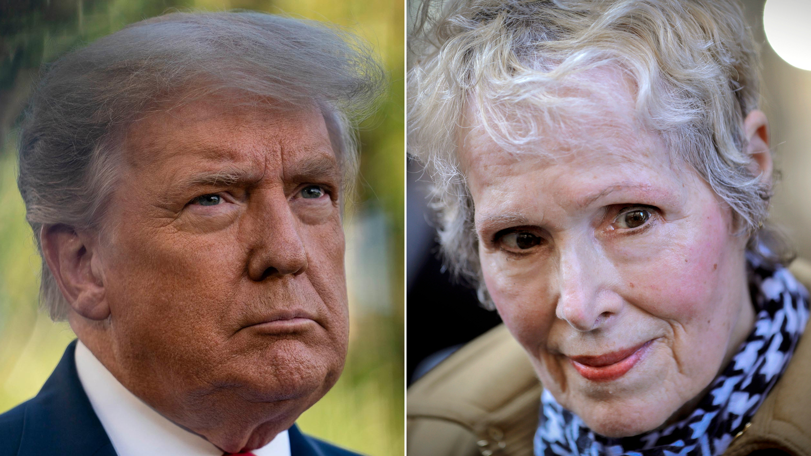 Judge rejects DOJ's attempt to defend Trump in E. Jean Carroll rape defamation lawsuit