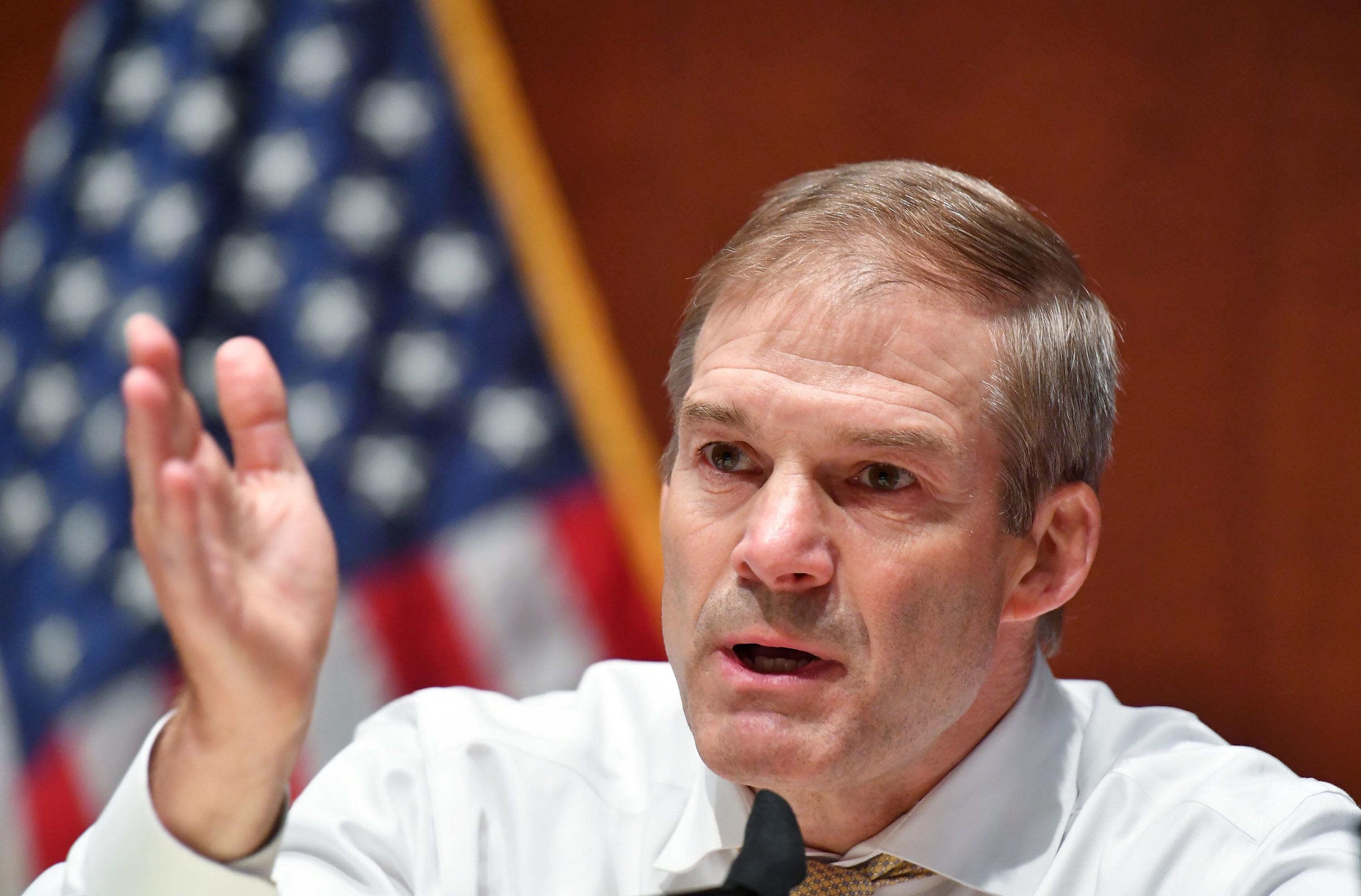 Fact checking Rep. Jordan's claim that Speaker Pelosi was responsible for US Capitol security on January 6