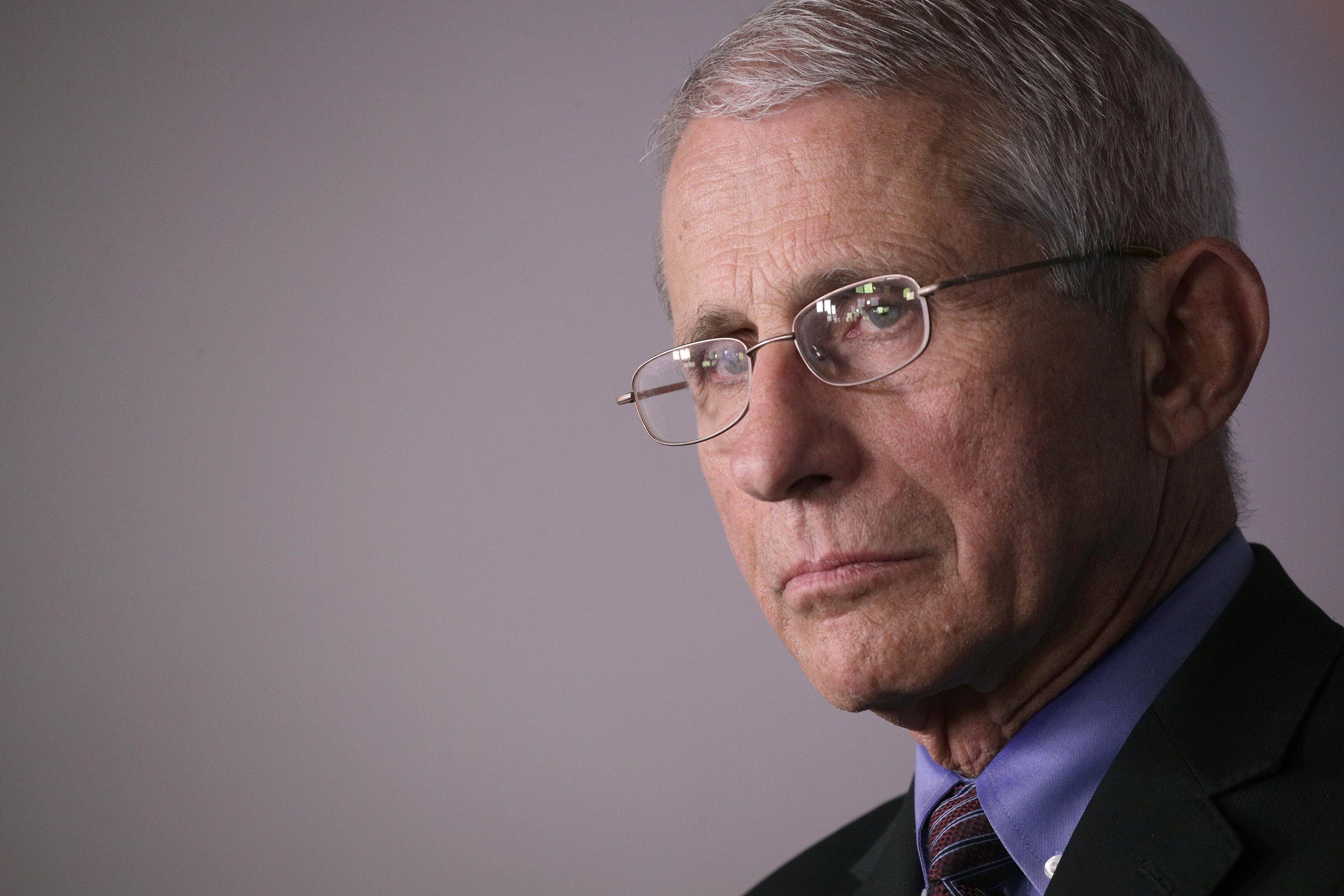 Fauci expected to meet with Biden transition team Thursday