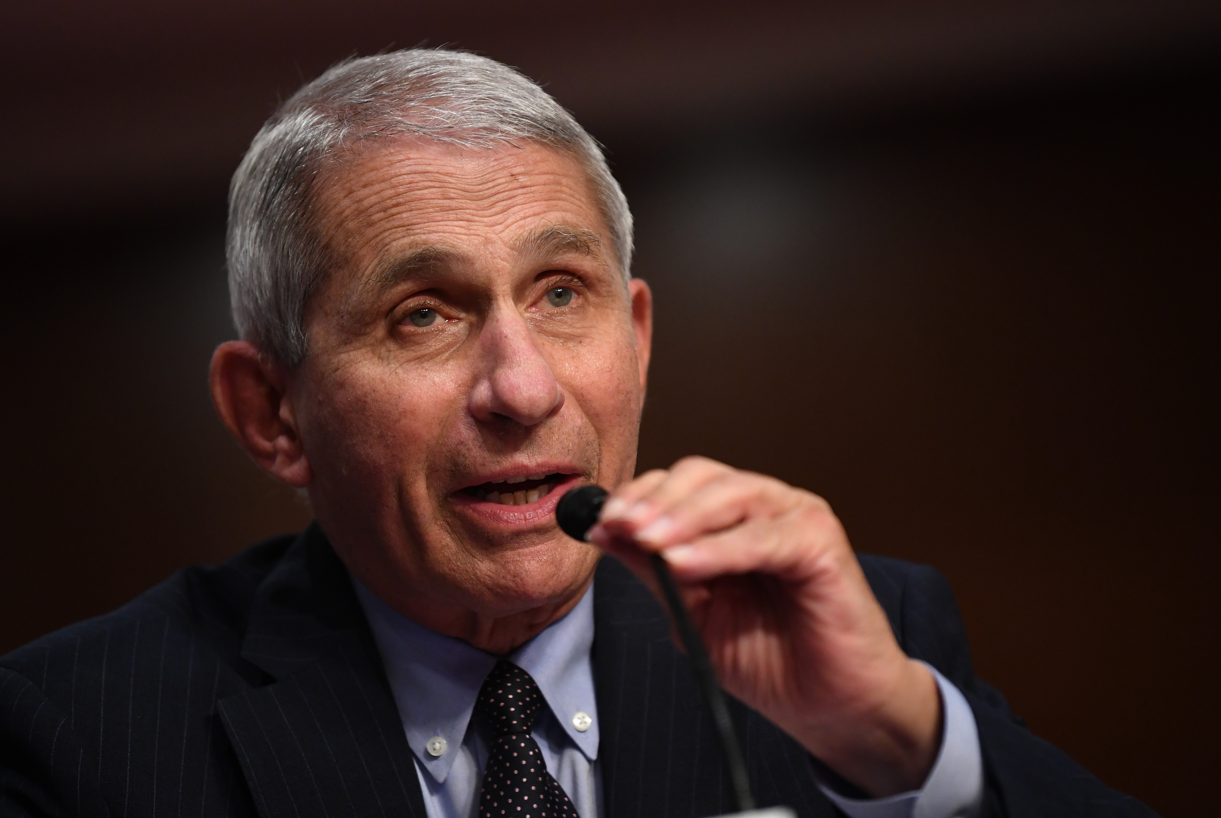 Fauci calls 200,000 pandemic death toll 'sobering, and in some respects, stunning'