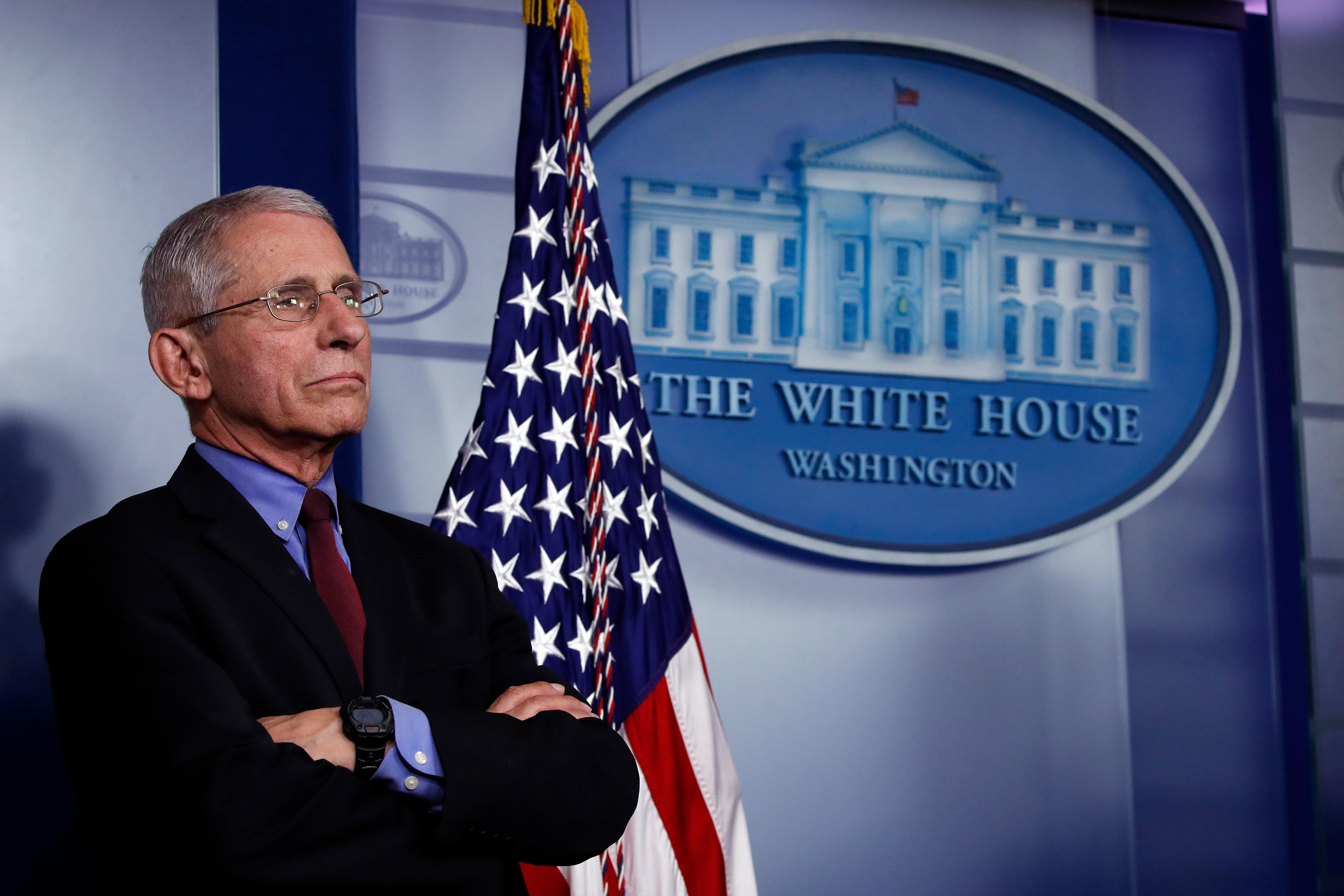 Fauci: US is 'struggling' to get coronavirus under control and to say otherwise would be wrong
