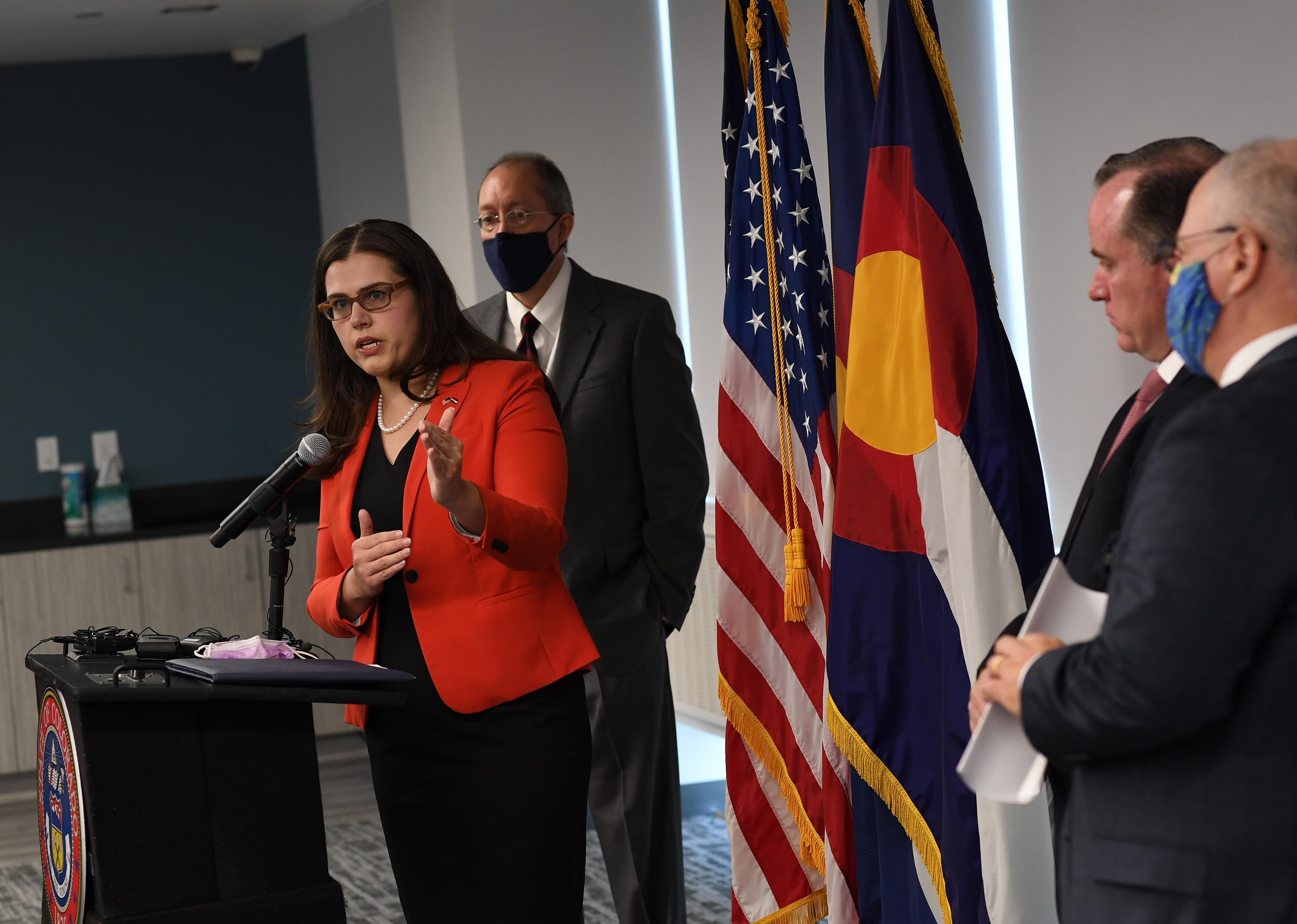 GOP-led Colorado county board rejects appointment of new official to supervise elections