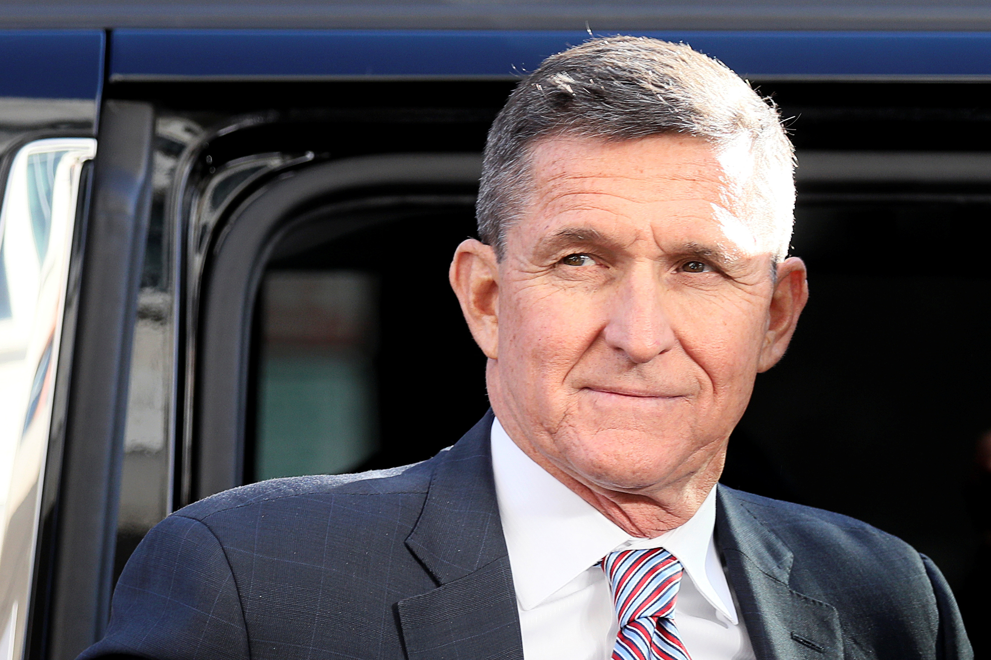 Justice Department releases Trump's pardon of Flynn and asks court for dismissal