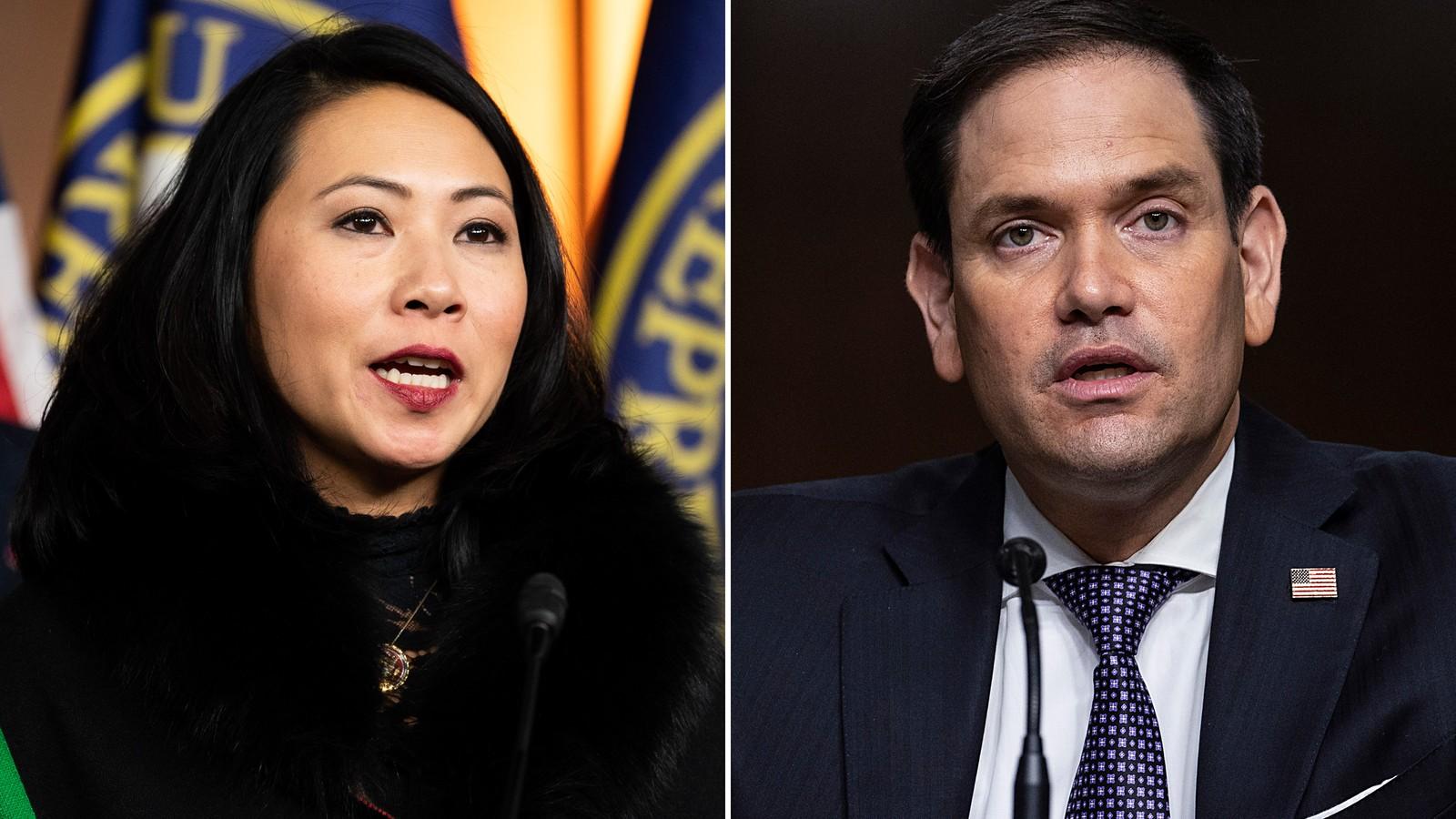 Democratic Rep. Stephanie Murphy considers Senate bid against Marco Rubio