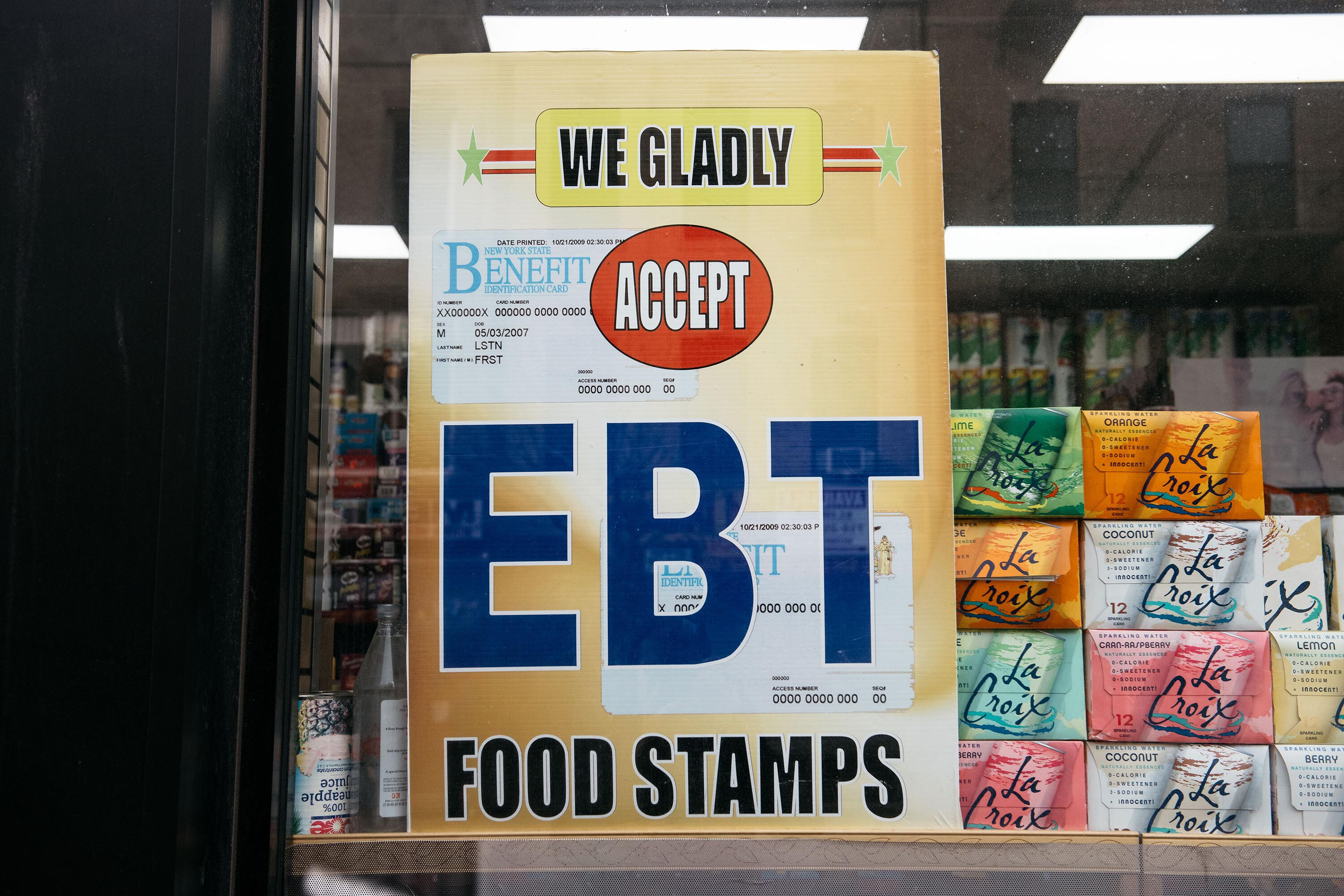 Historic increase in food stamp benefits starts in October