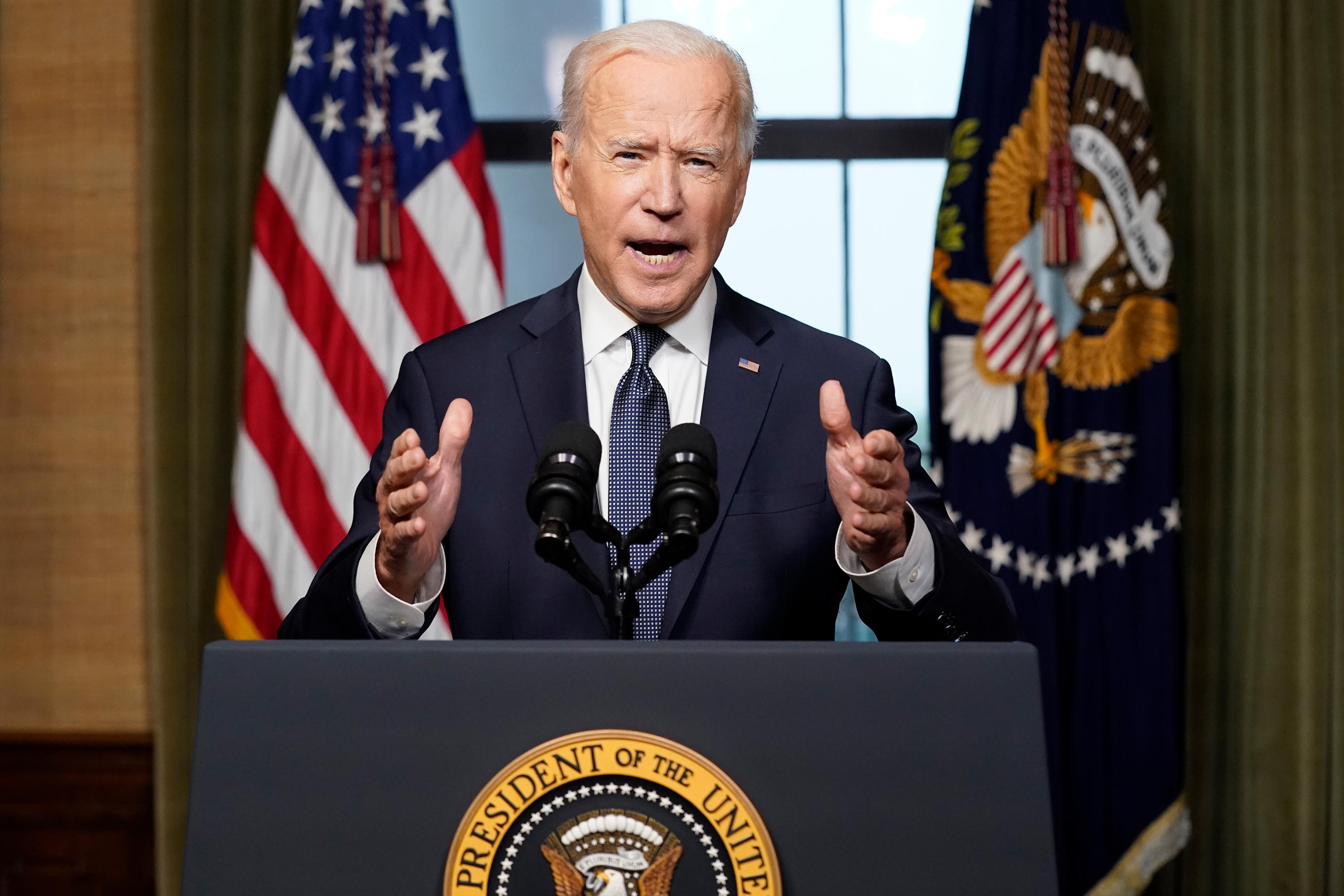 Biden puts his stamp on foreign policy with series of momentous decisions