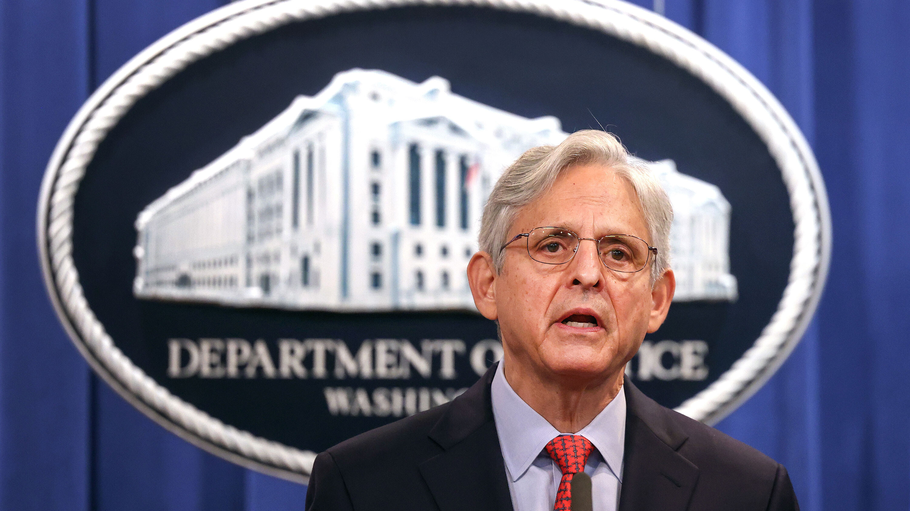 Merrick Garland testifies in House with US Capitol riots, abortion, vaccine and voting-rights fights ongoing