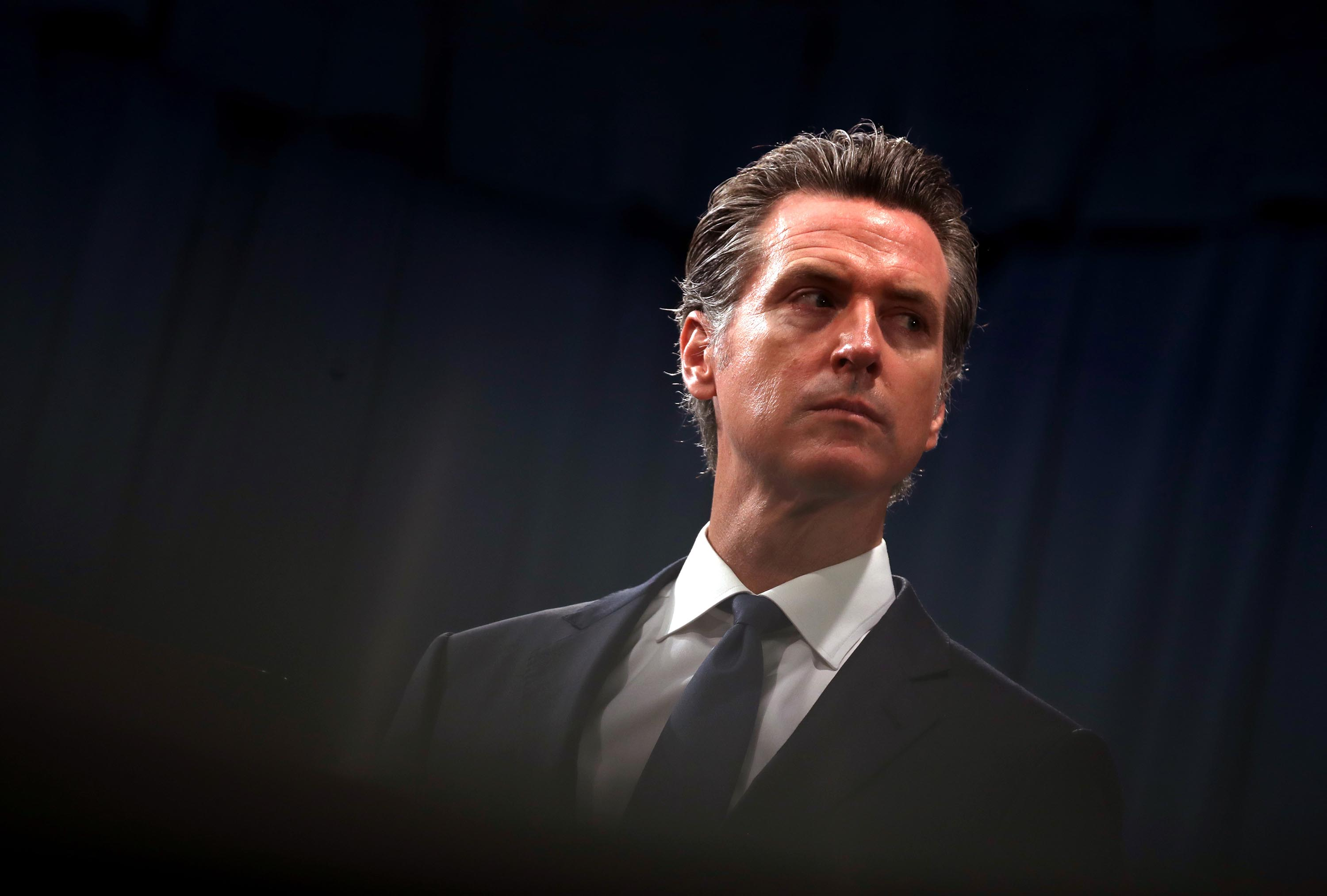 California governor urges state leaders to issue stay-at-home orders: 'What are you waiting for?'