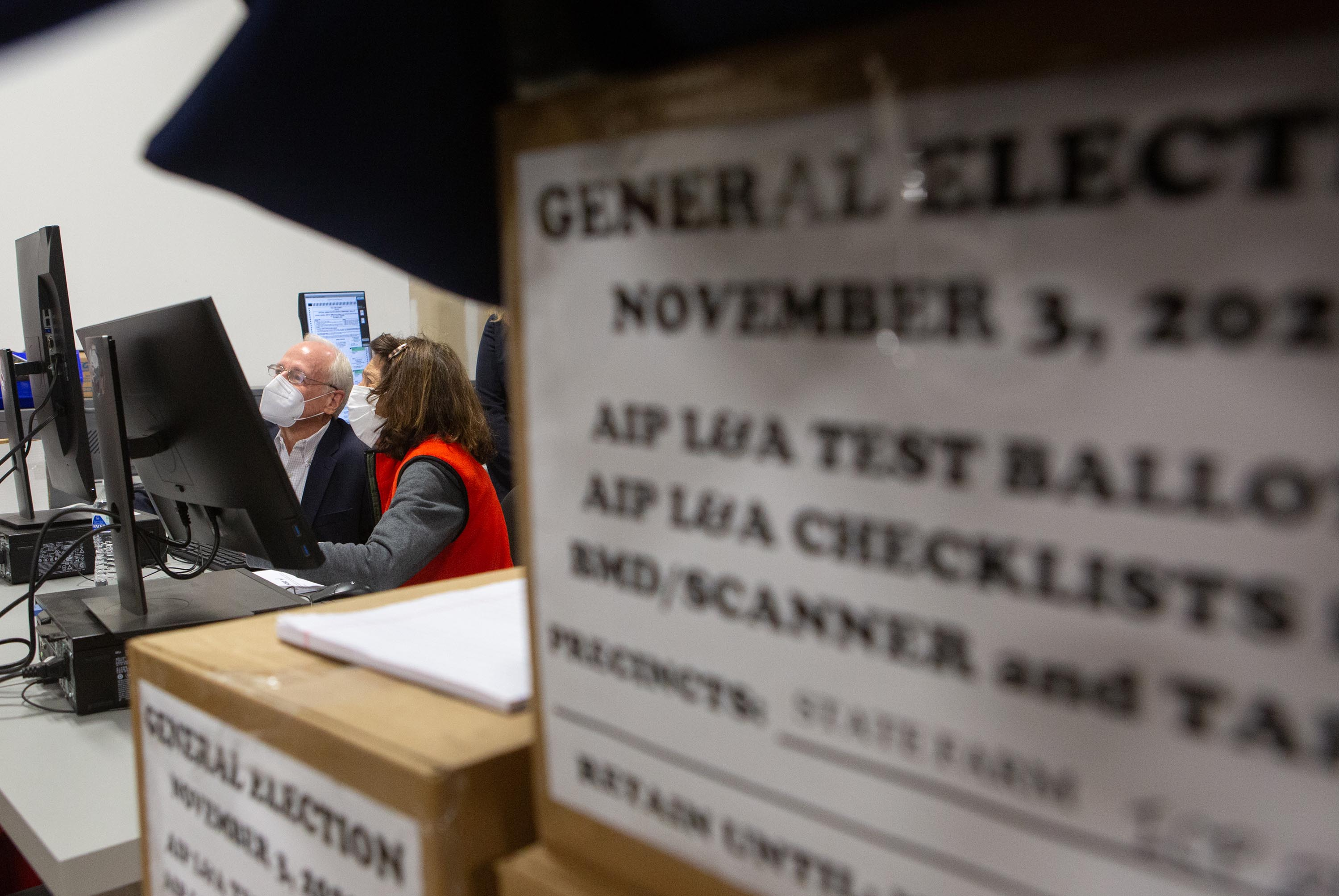 Fact-checking claims signature audits in Georgia would uncover fraud