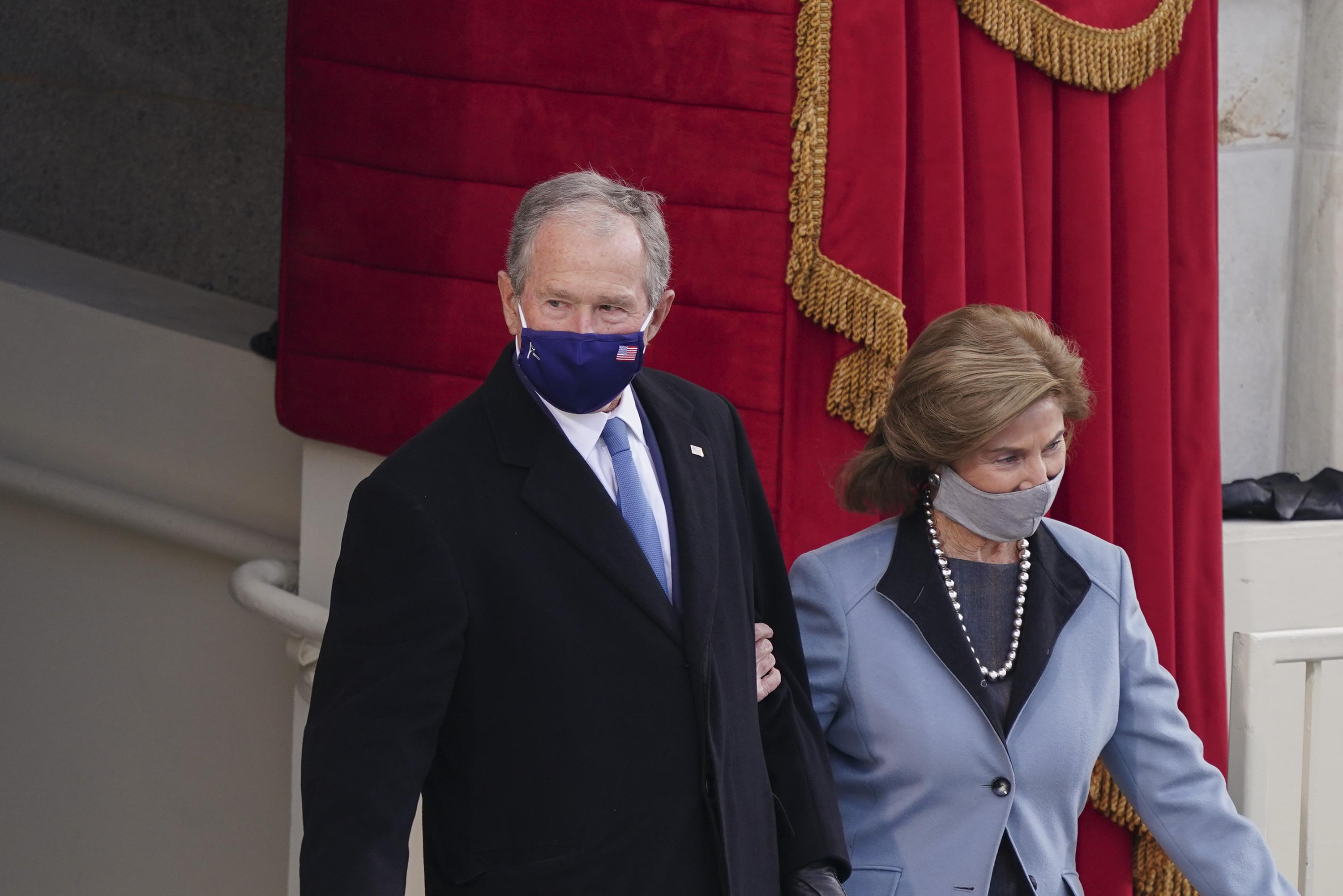 Bush describes GOP as 'isolationist, protectionist and, to a certain extent, nativist'