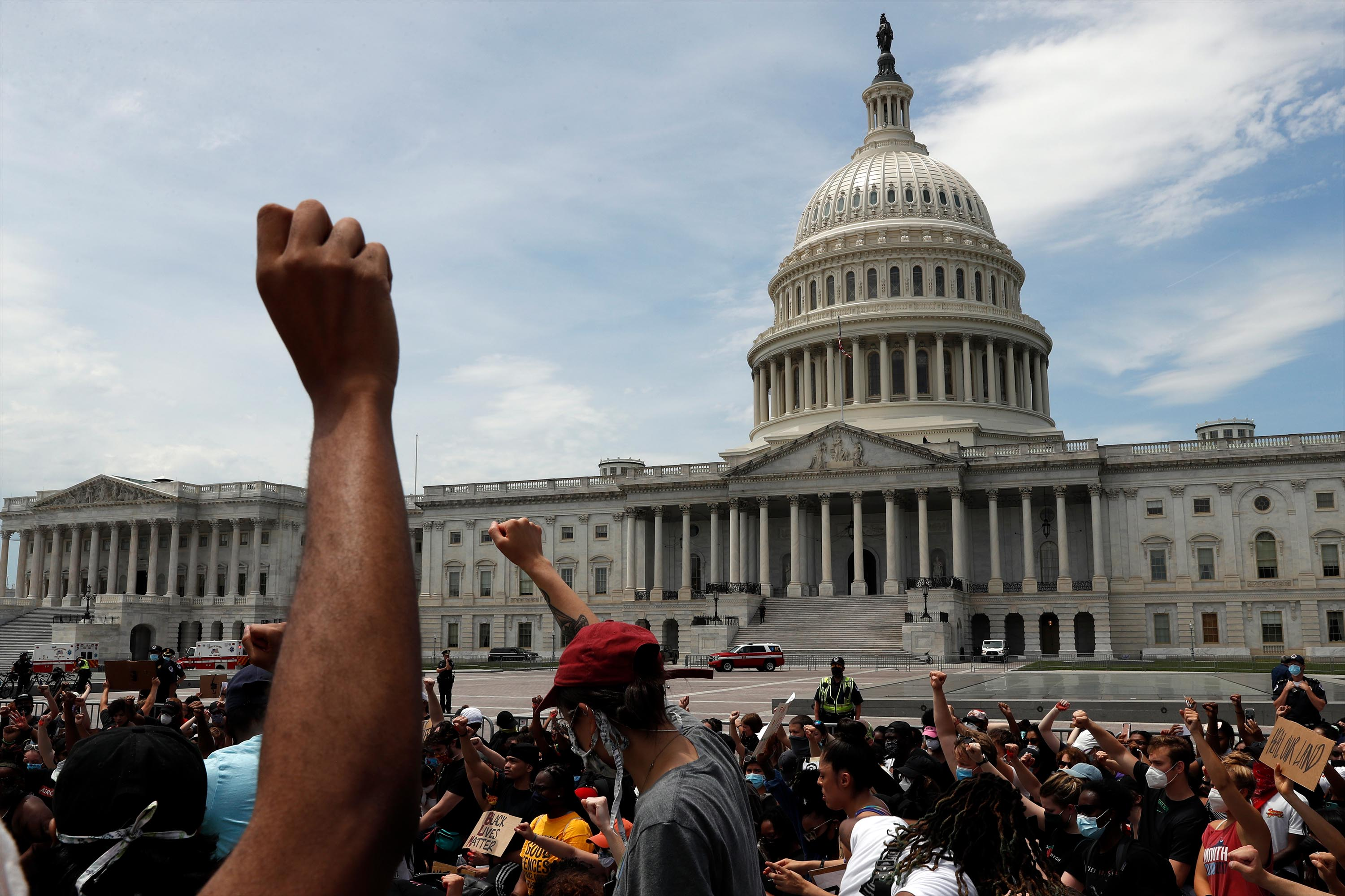 George Floyd's brother to testify before Congress on police accountability