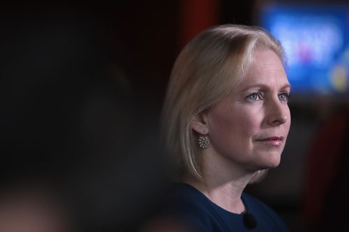 Image for Gillibrand calls on Schumer to bring vote on bill to change how military sexual assault cases are prosecuted
