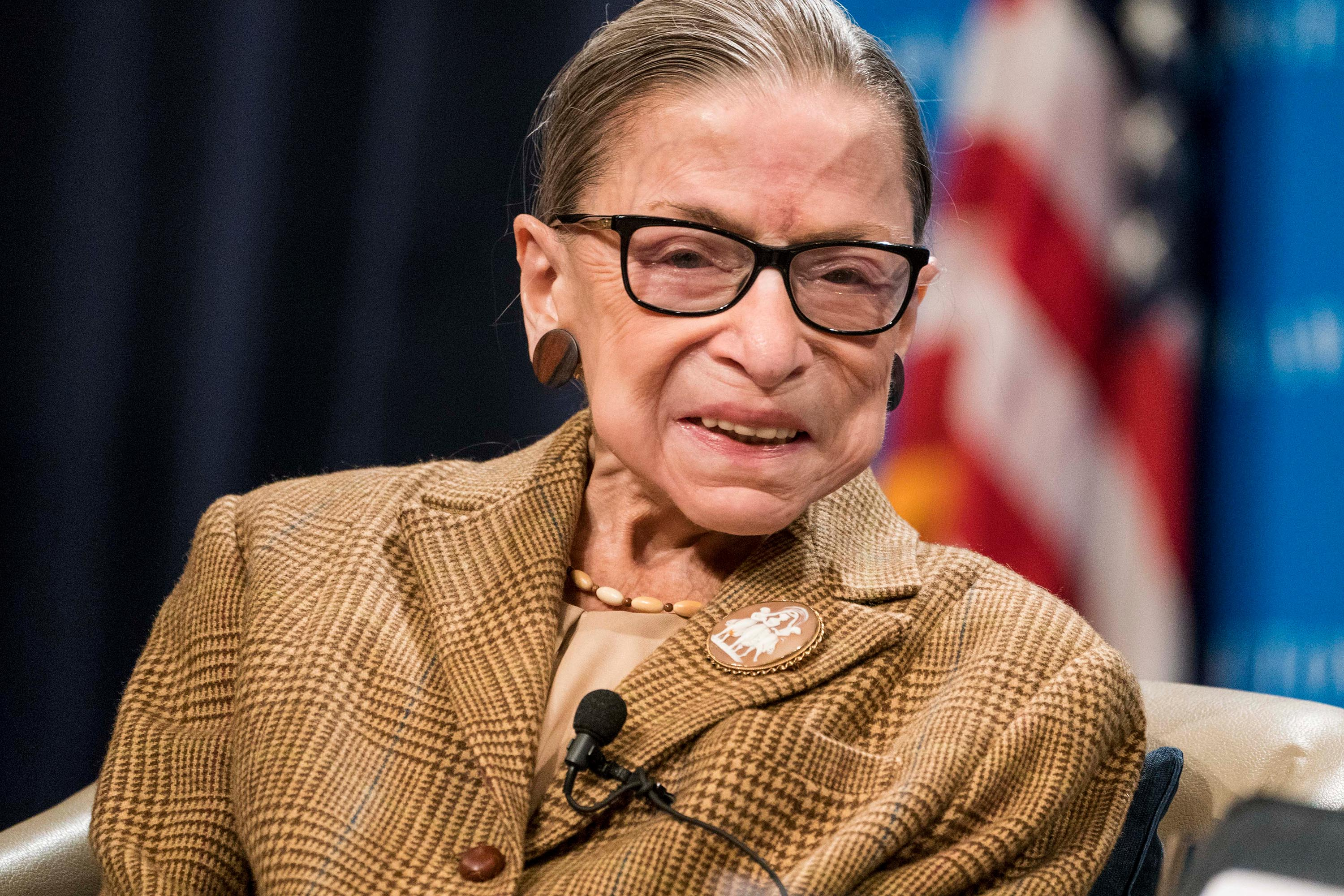 Ginsburg spent her final weeks living as if there'd be many more
