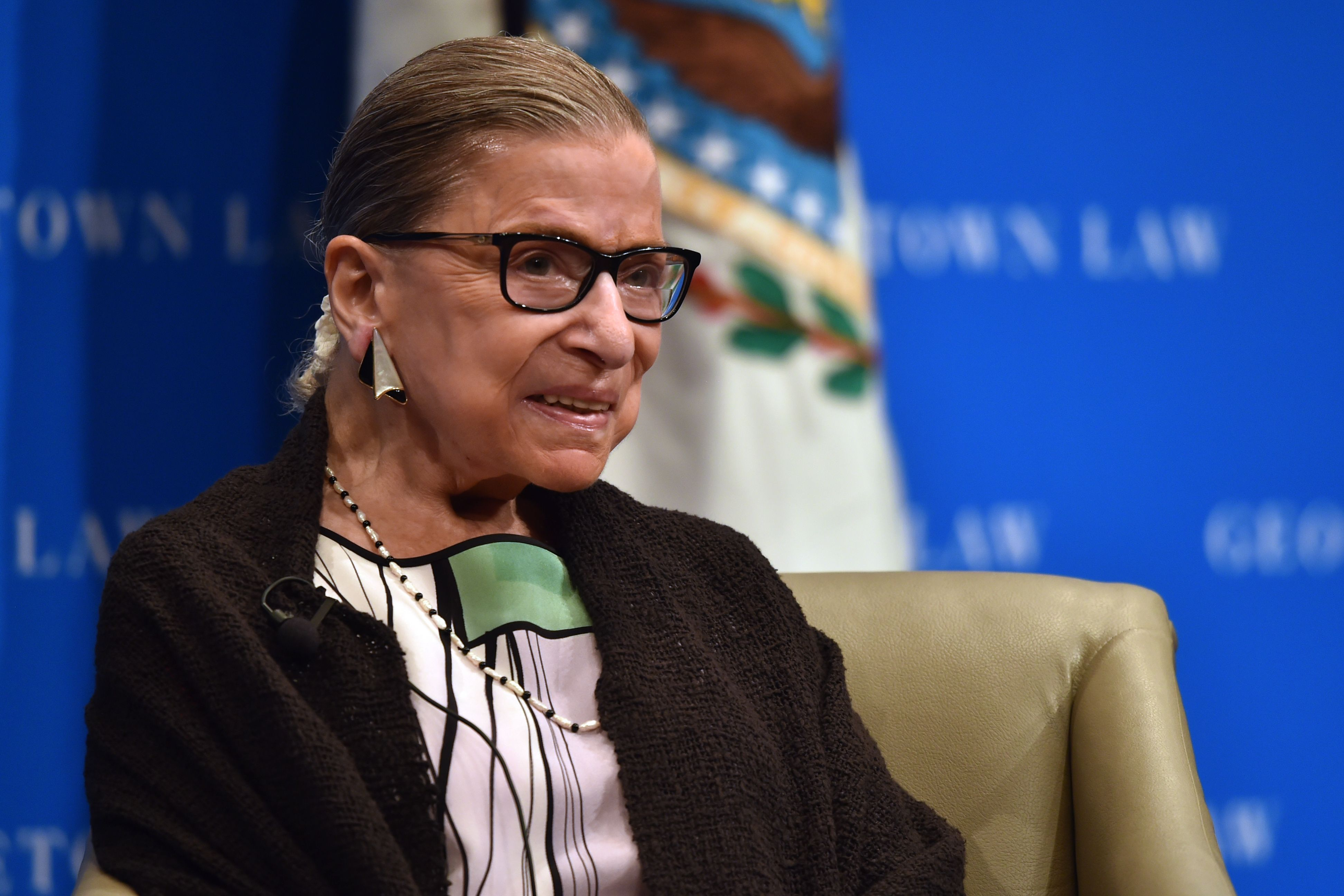 Senate resolution to honor Ruth Bader Ginsburg blocked after partisan fighting over language