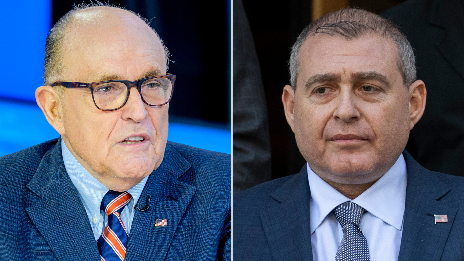 Giuliani claims ex-associate Lev Parnas has 'been caught in so many lies'