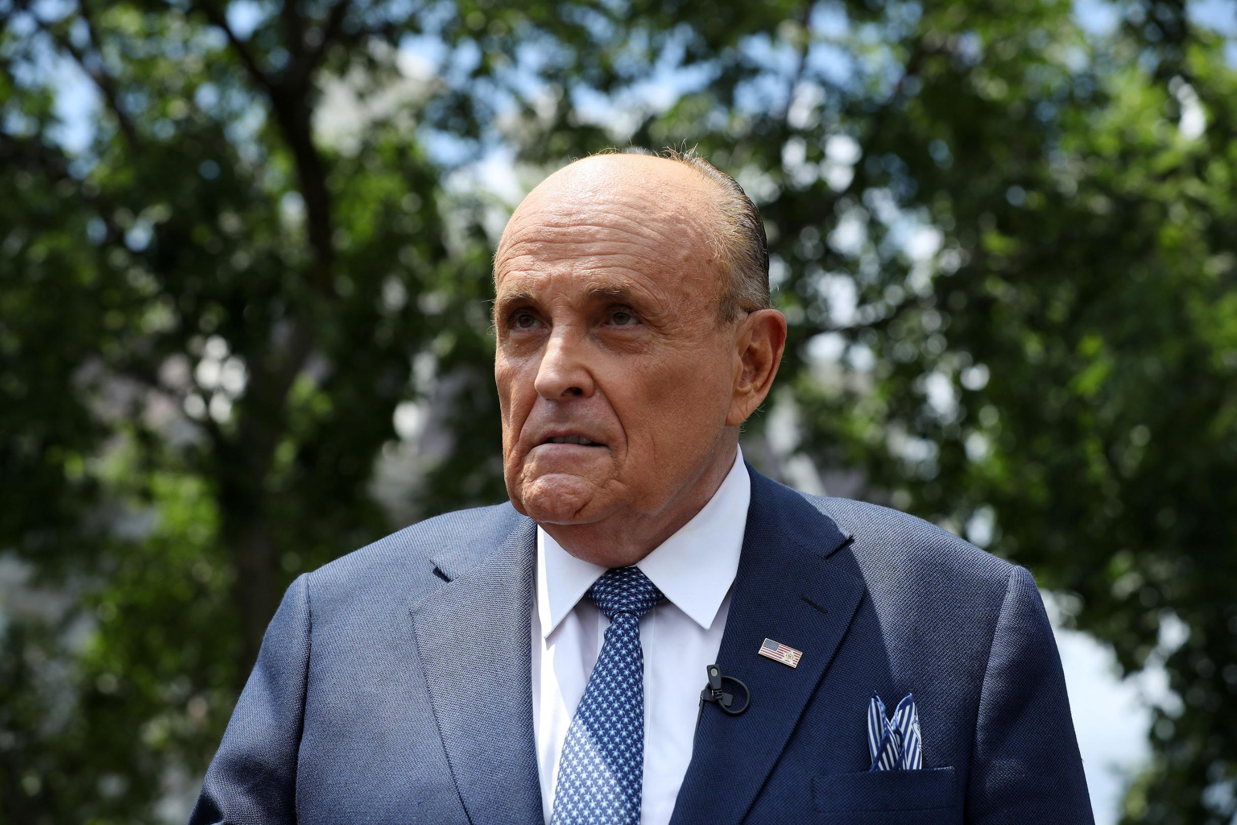 Giuliani's attorneys argue recent search warrants are 'fruit of this poisoned tree' after 'illegal' iCloud search review in 2019