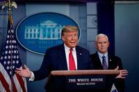 Trump invokes Defense Production Act to require GM to make ventilators