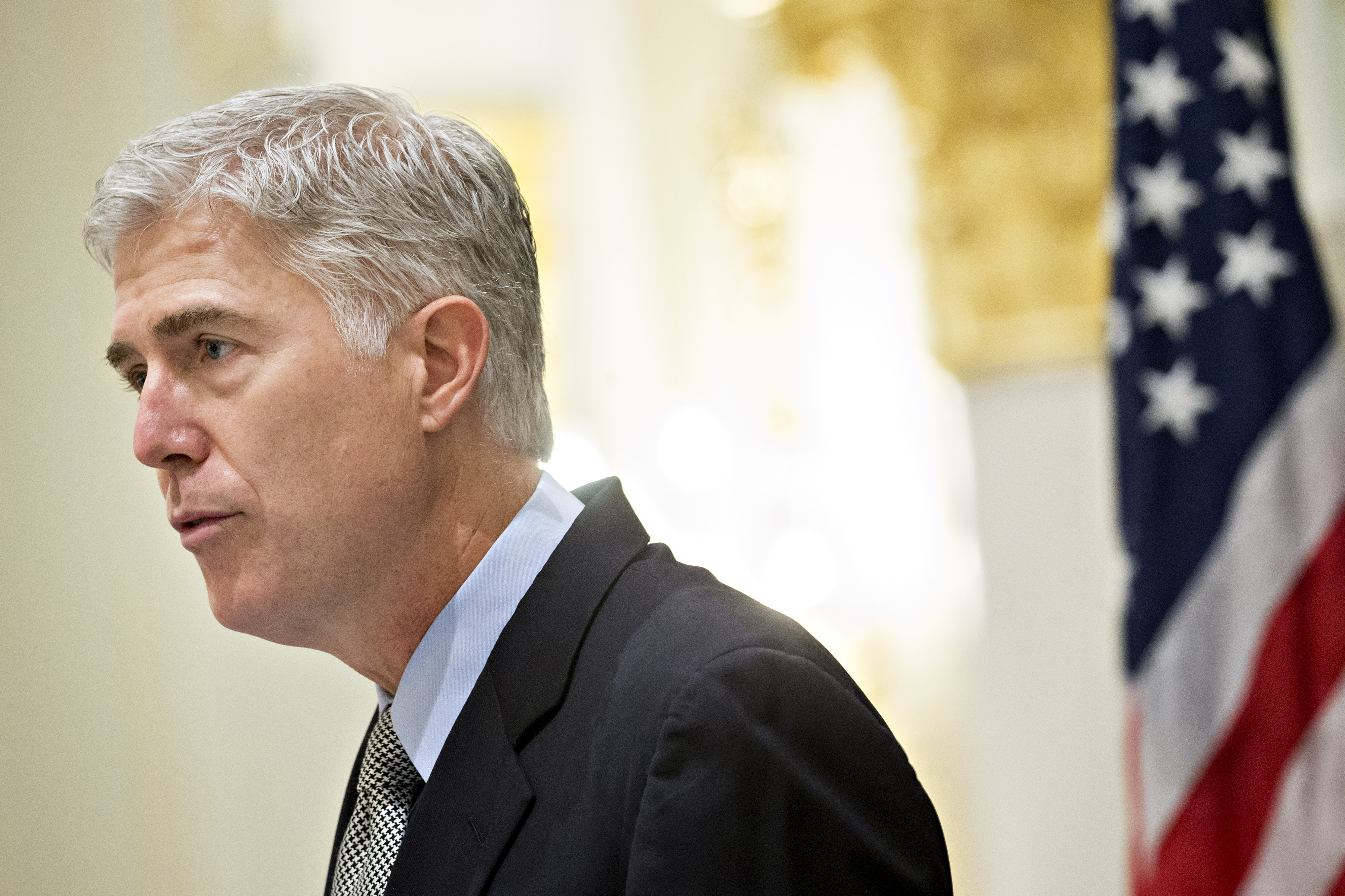 Gorsuch rejects appeal by Minnesota Republican to delay congressional election