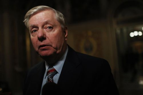 Image for Graham denies systemic racism exists in US and says 'America's not a racist country'