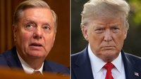 Graham calls Syria decision 'biggest mistake' of Trump presidency