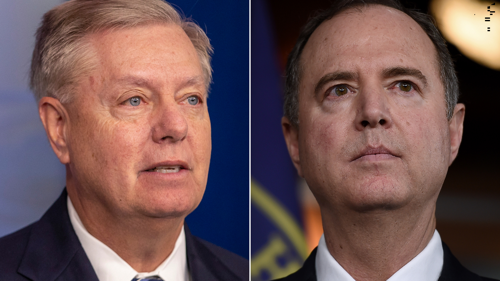 Graham congratulated Schiff on 'good job' in presenting argument in Senate impeachment trial