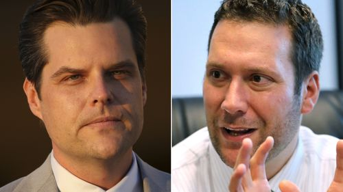 Image for Former Gaetz associate strikes deal to plead guilty and cooperate with prosecutors