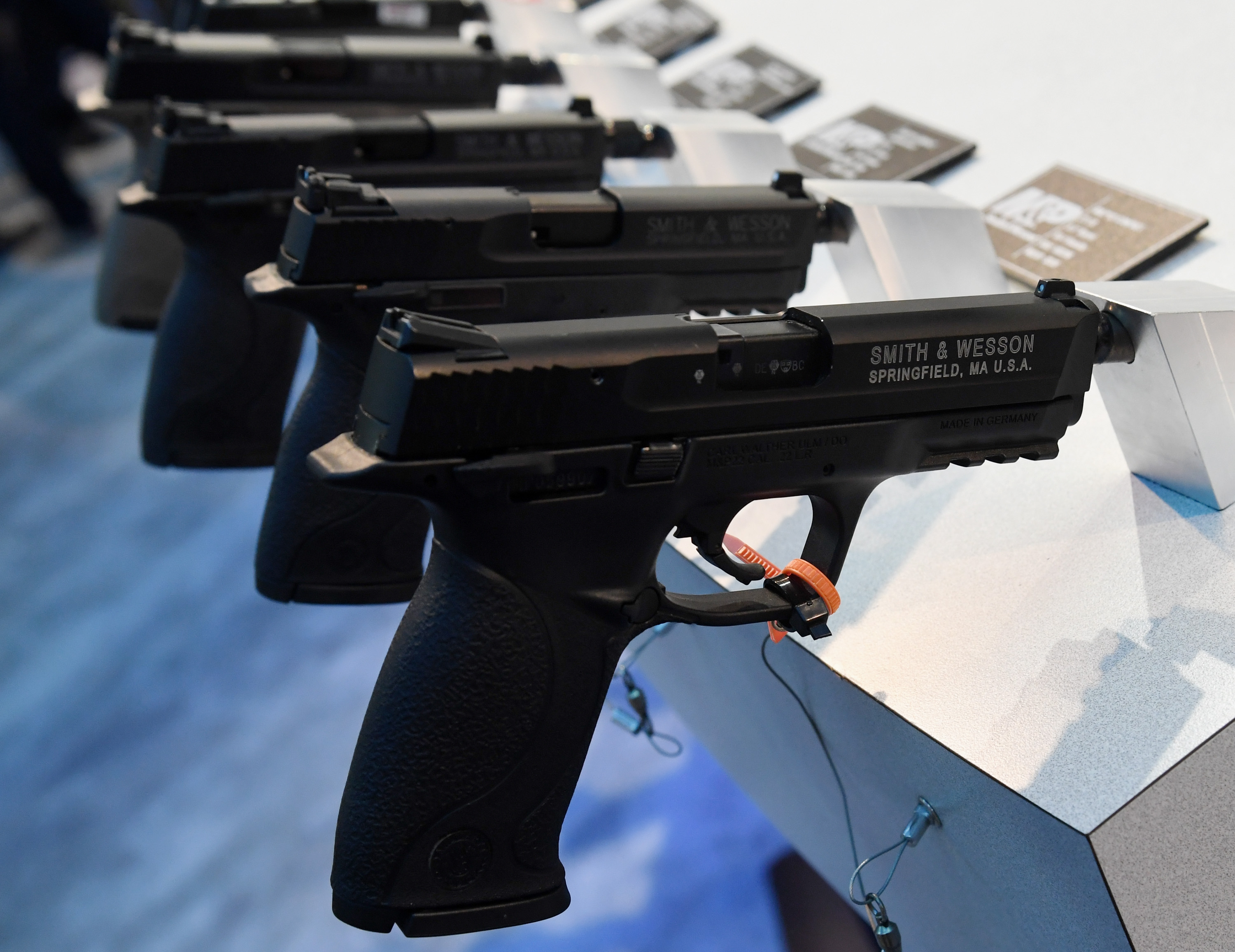 US firearms purchases skyrocket during pandemic, according to FBI records