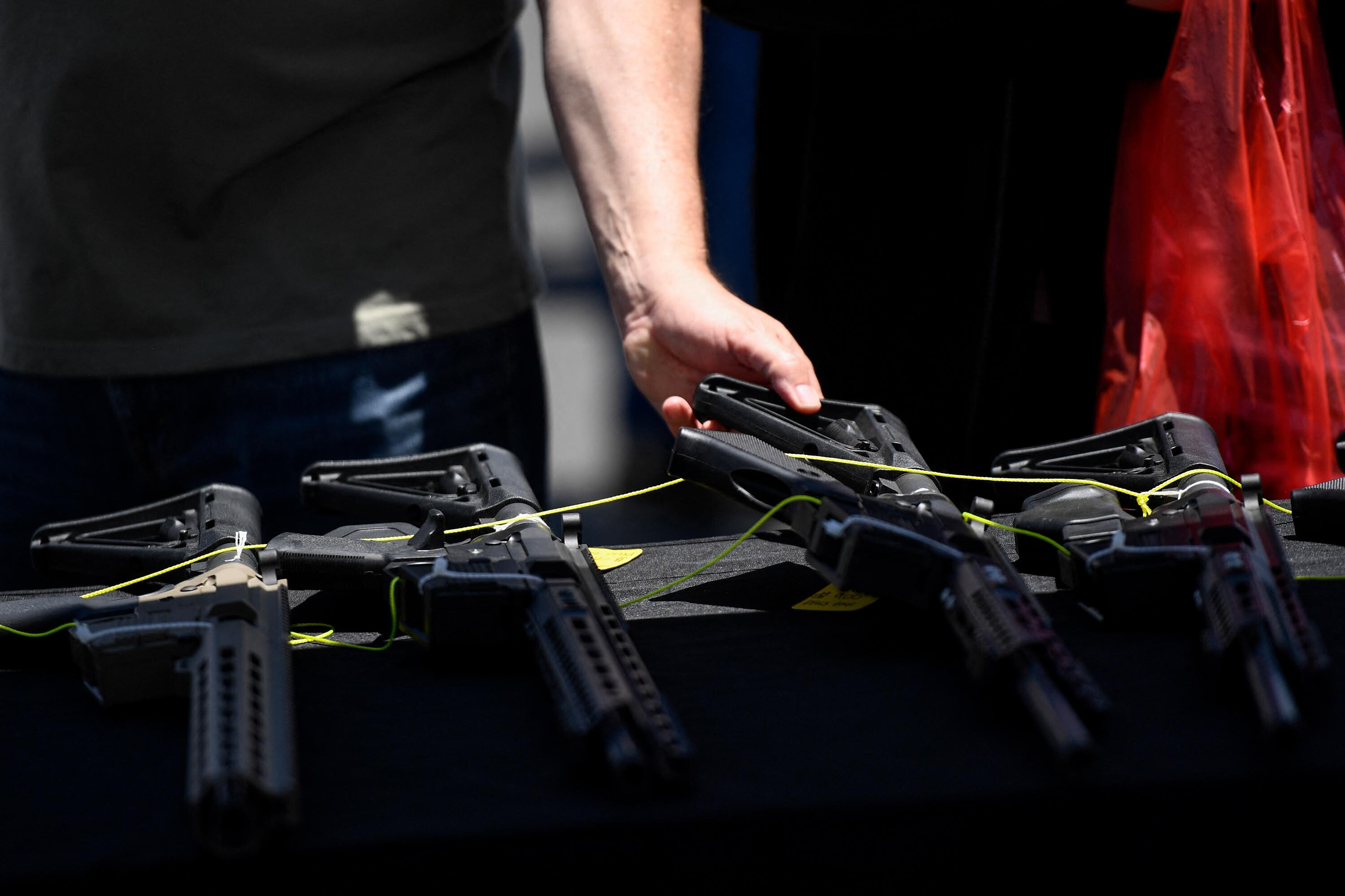 The spike in gun violence continues, with 2021 on pace to be the worst year in decades