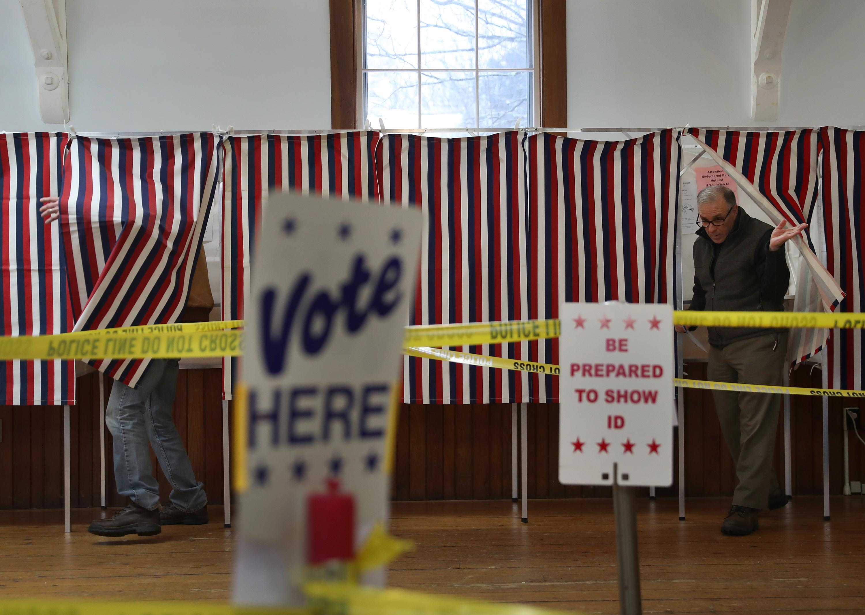 New Hampshire Supreme Court strikes down 2017 law requiring proof of residence to vote