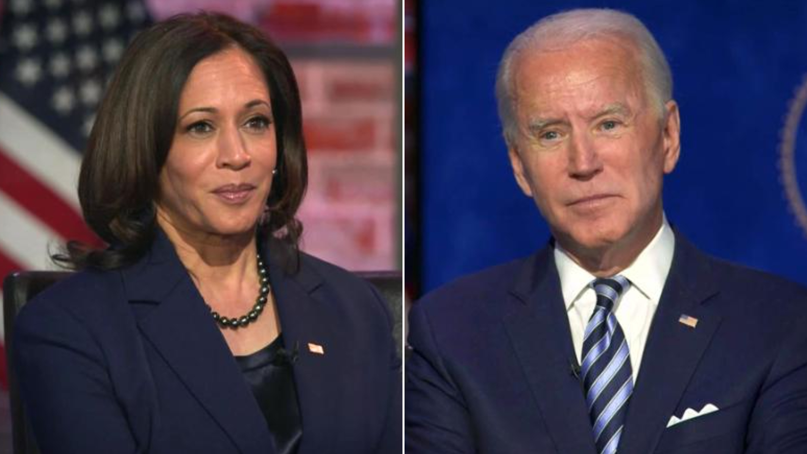 Harris on her working relationship with Biden: 'We are full partners in thisprocess'
