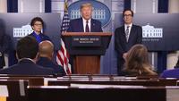 Trump's fight against Obamacare continues despite coronavirus crisis